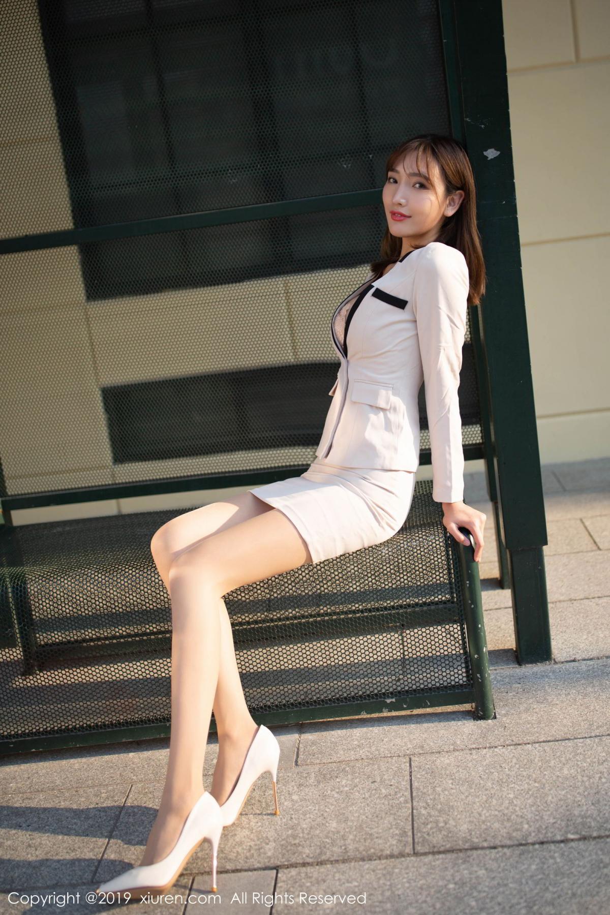 [XiuRen] Vol.1780 Lu Xuan Xuan 6P, Lu Xuan Xuan, Tall, Underwear, Uniform, Xiuren