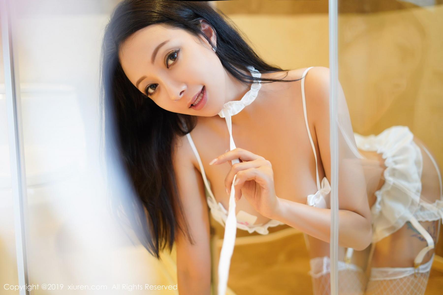 [XiuRen] Vol.1786 Song Guo Er 28P, Bathroom, Mature, Song Guo Er, Underwear, Xiuren