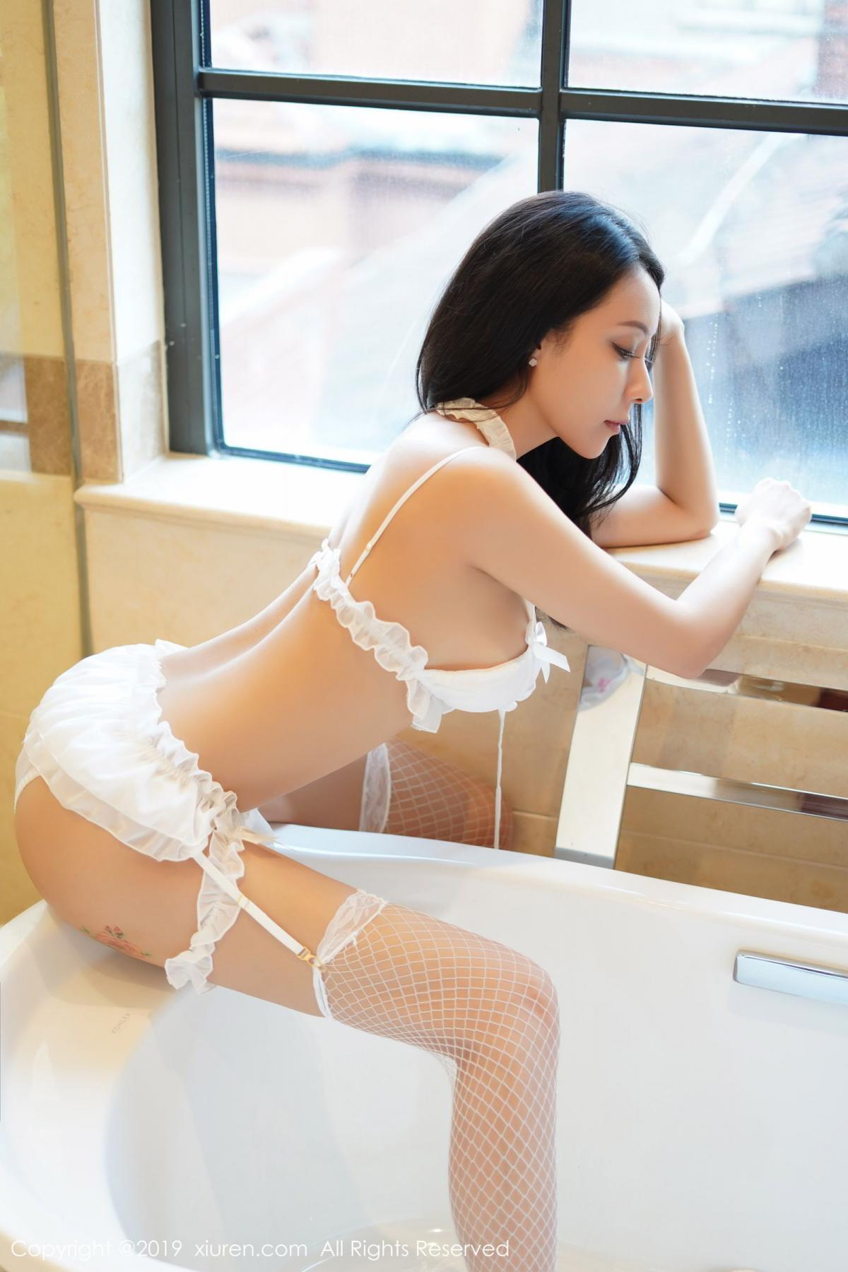 [XiuRen] Vol.1786 Song Guo Er 37P, Bathroom, Mature, Song Guo Er, Underwear, Xiuren