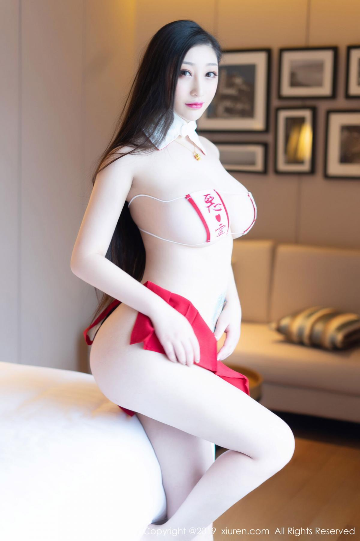 [XiuRen] Vol.1793 Da Ji Toxic 9P, Black Silk, Da Ji Toxic, Underwear, Xiuren