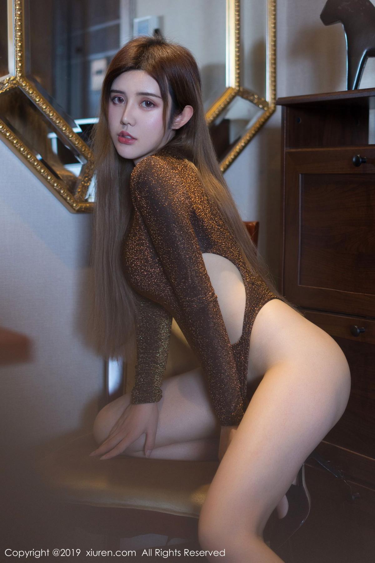 [XiuRen] Vol.1794 Zhuo Ya Qi 33P, Cheongsam, Underwear, Xiuren, Zhuo Ya Qi
