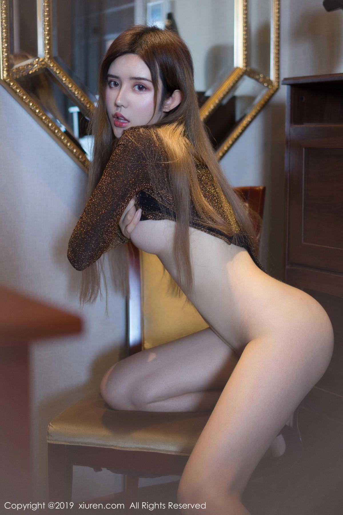 [XiuRen] Vol.1794 Zhuo Ya Qi 37P, Cheongsam, Underwear, Xiuren, Zhuo Ya Qi