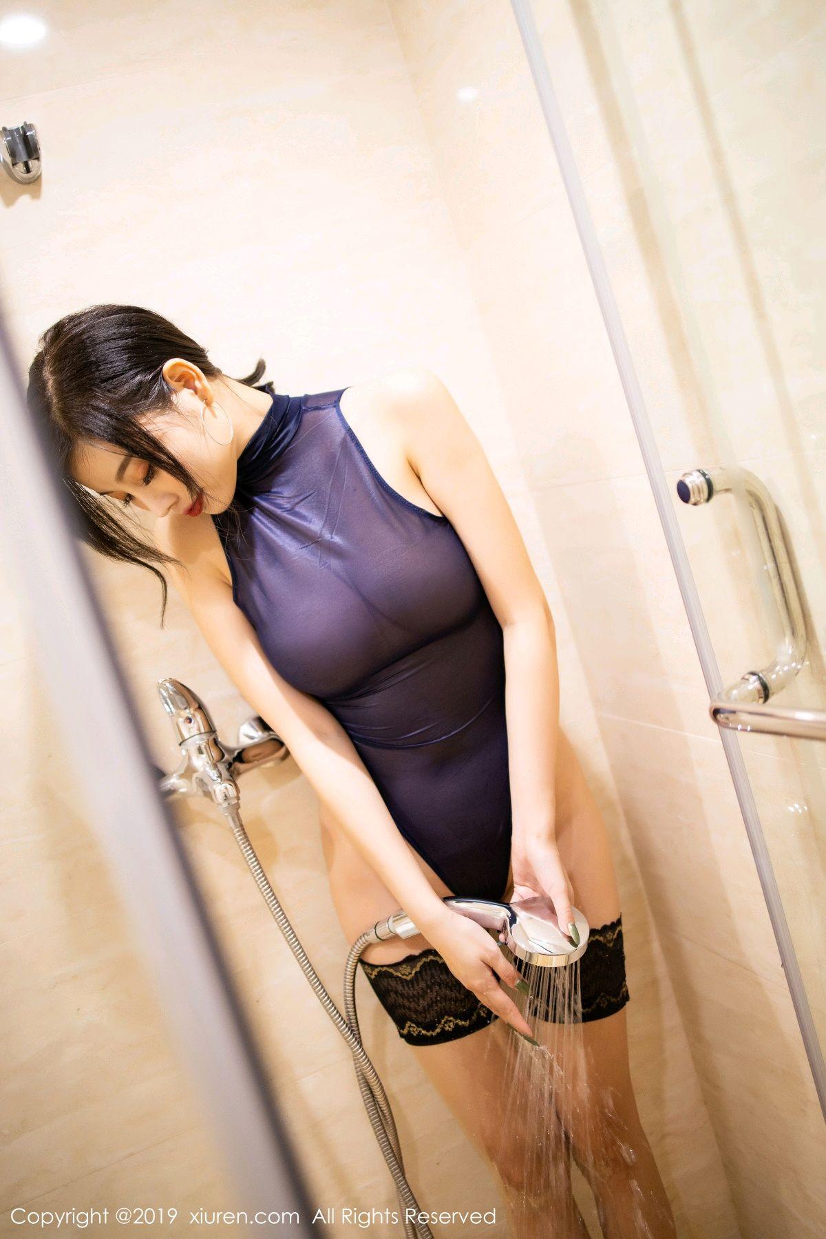 [XiuRen] Vol.1797 Yang Chen Chen 34P, Adult, Bathroom, Wet, Xiuren, Yang Chen Chen