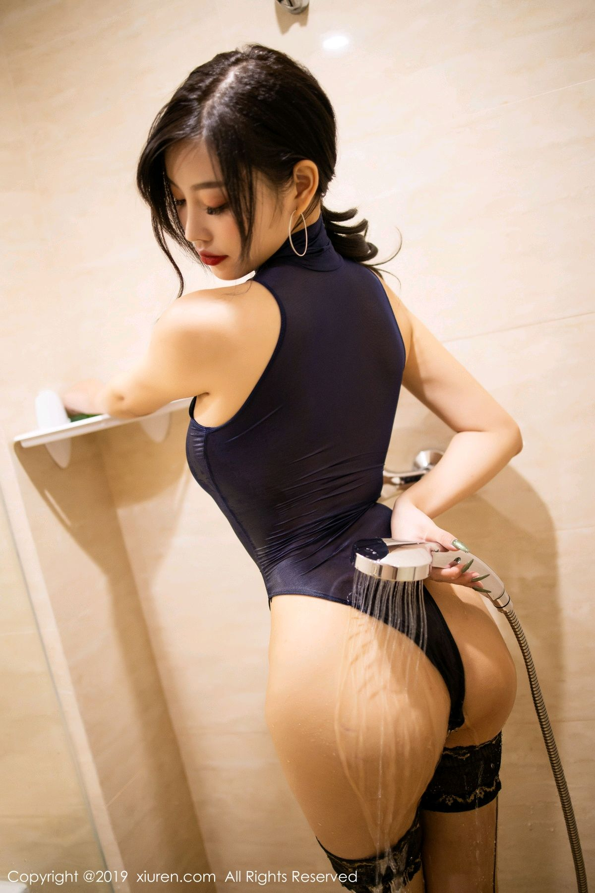 [XiuRen] Vol.1797 Yang Chen Chen 40P, Adult, Bathroom, Wet, Xiuren, Yang Chen Chen