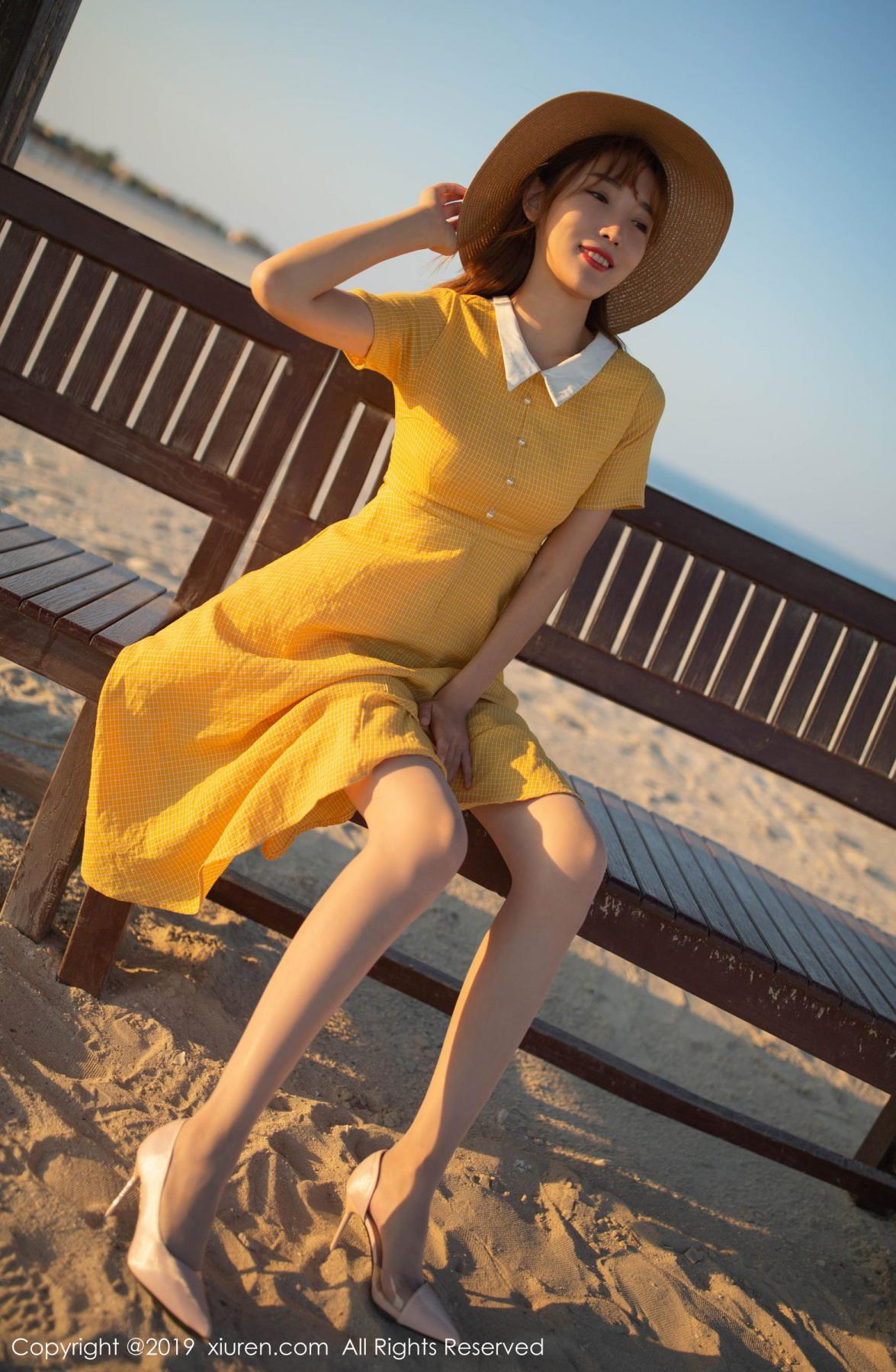 [XiuRen] Vol.1812 Lu Xuan Xuan 11P, Lu Xuan Xuan, Outdoor, Underwear, Xiuren