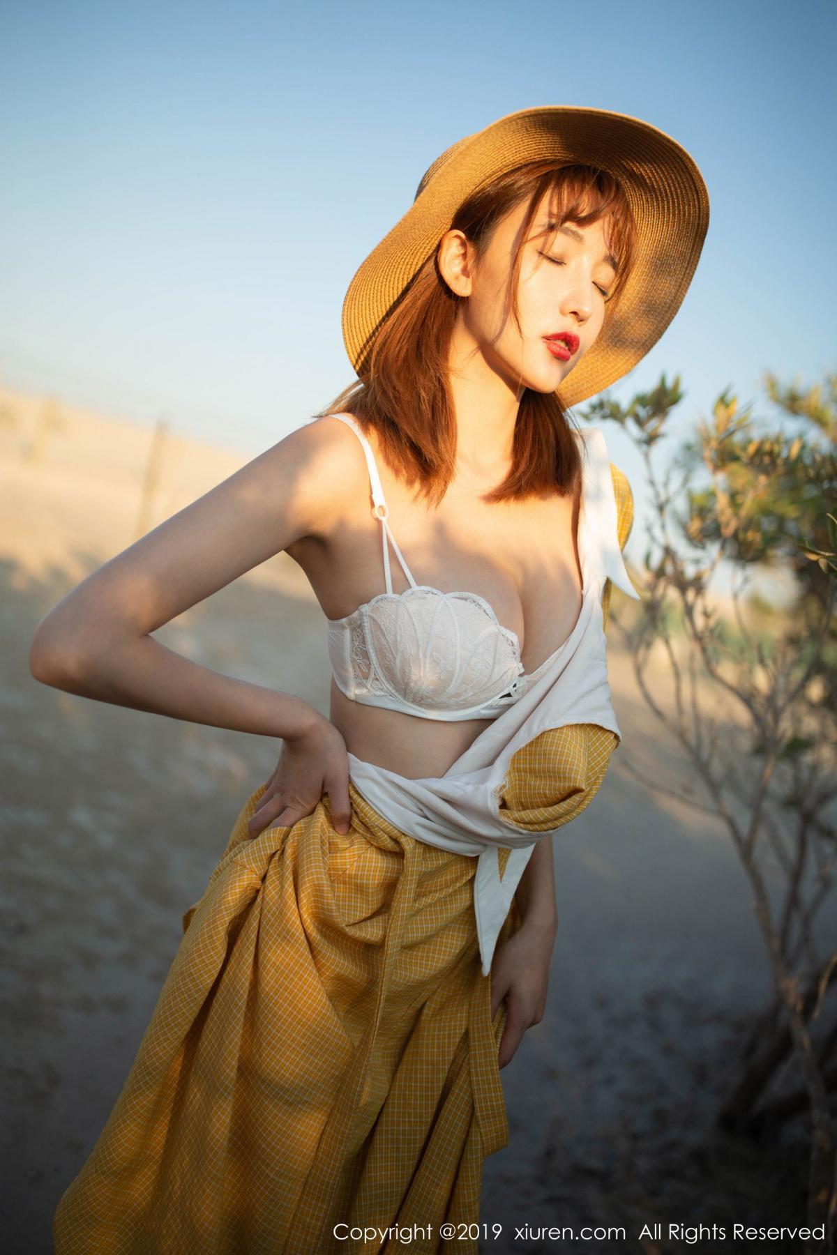 [XiuRen] Vol.1812 Lu Xuan Xuan 25P, Lu Xuan Xuan, Outdoor, Underwear, Xiuren