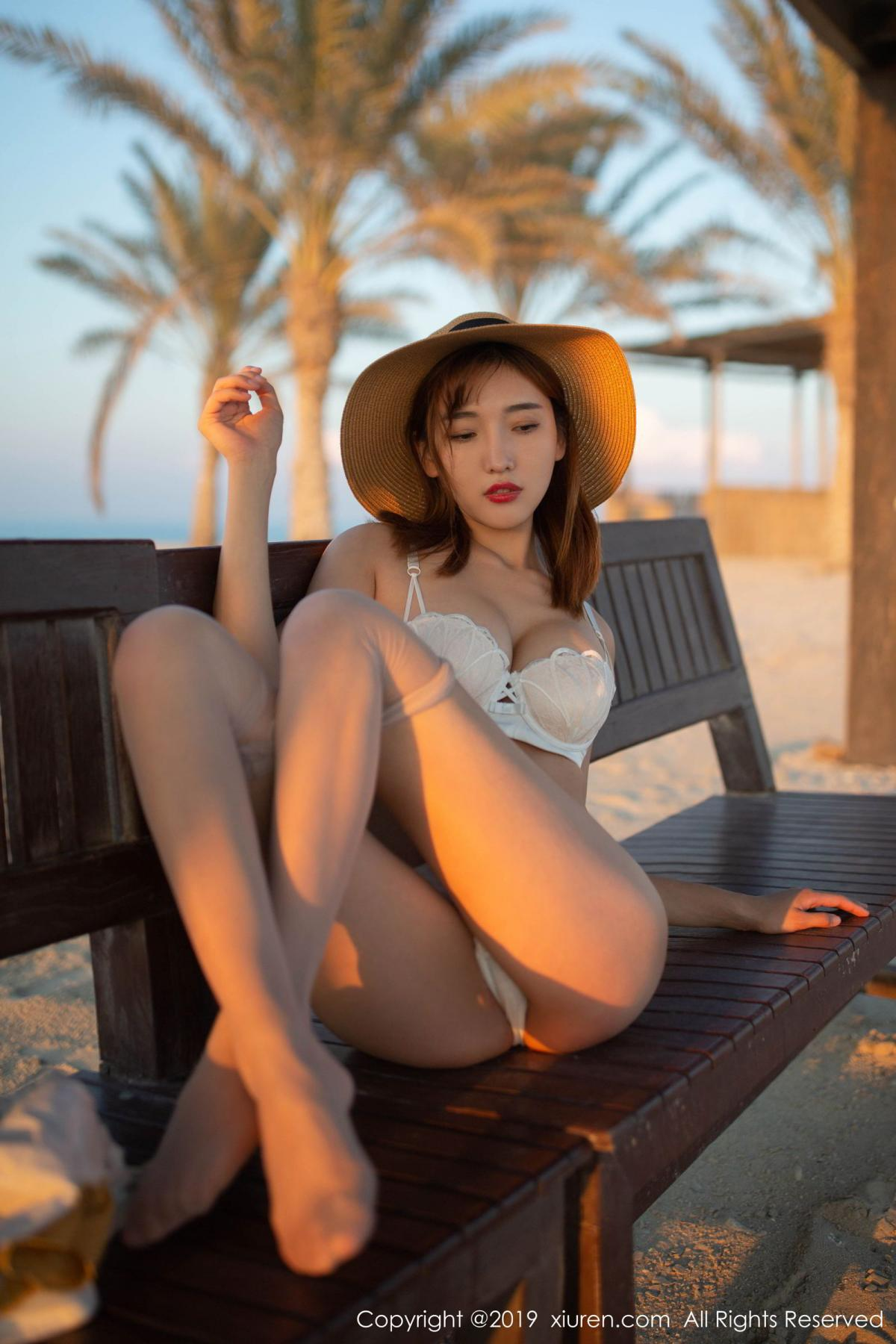 [XiuRen] Vol.1812 Lu Xuan Xuan 46P, Lu Xuan Xuan, Outdoor, Underwear, Xiuren