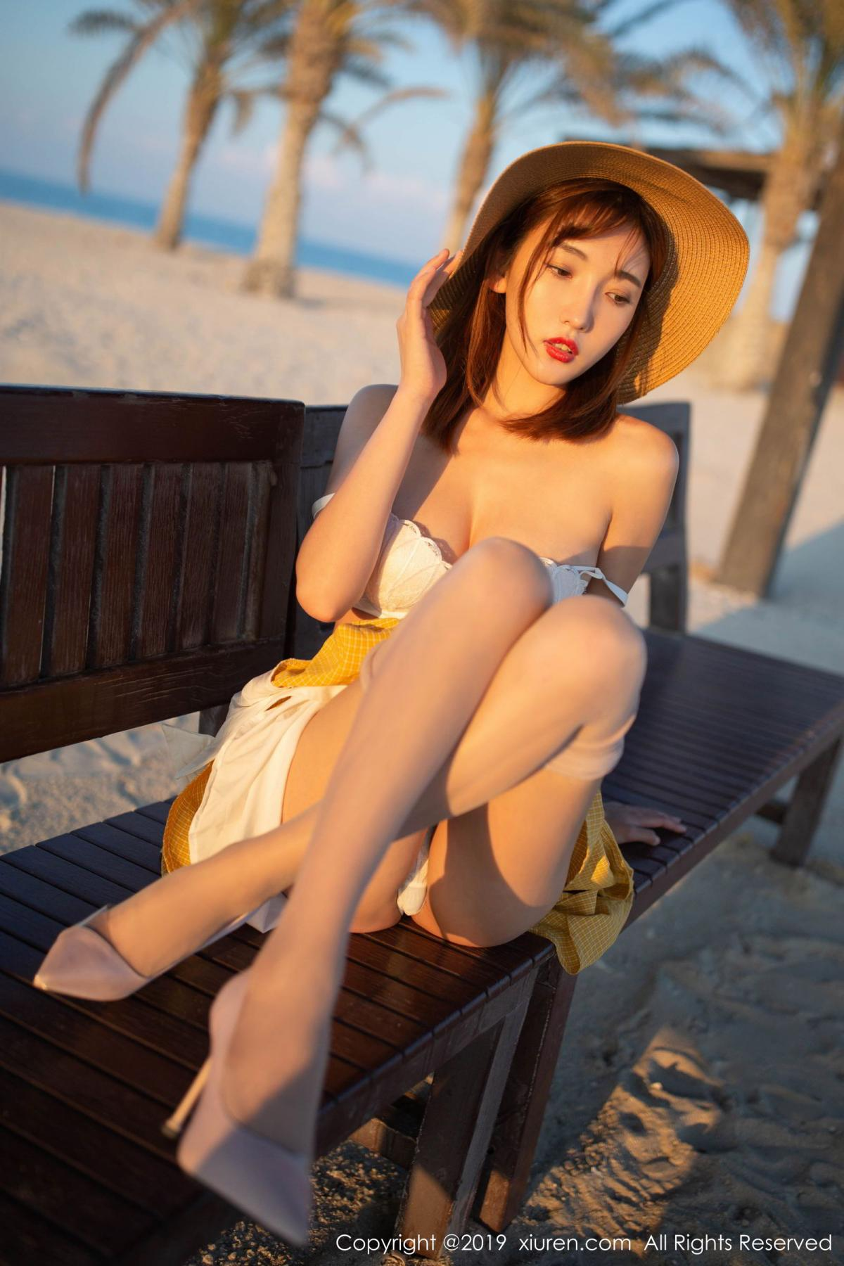 [XiuRen] Vol.1812 Lu Xuan Xuan 47P, Lu Xuan Xuan, Outdoor, Underwear, Xiuren