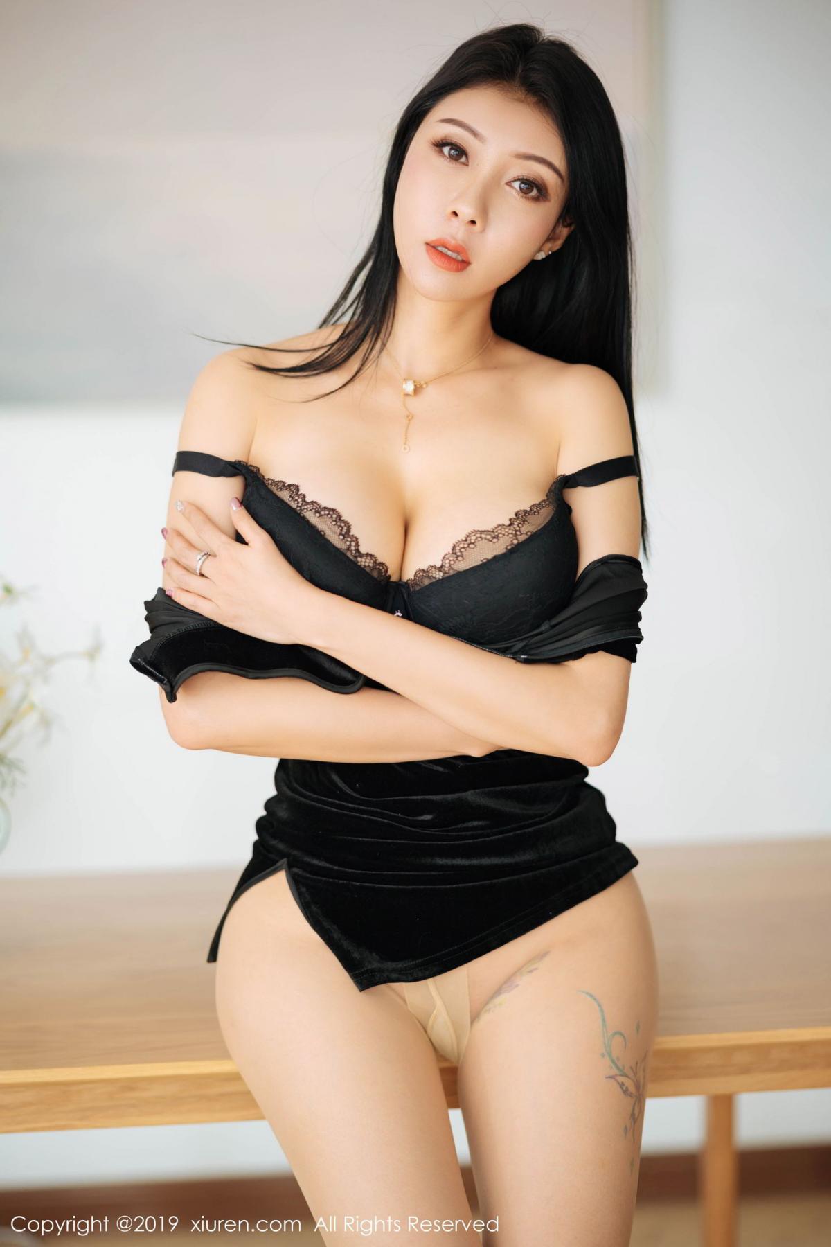 [XiuRen] Vol.1813 Song Guo Er 51P, Cheongsam, Song Guo Er, Xiuren