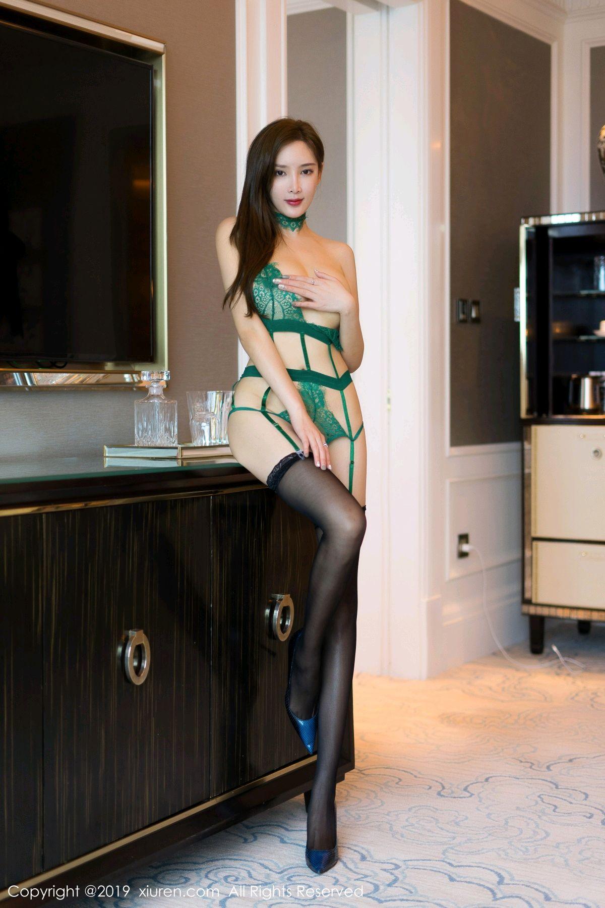 [XiuRen] Vol.1816 Zhou Yan Xi 38P, Underwear, Xiuren, Zhou Yan Xi