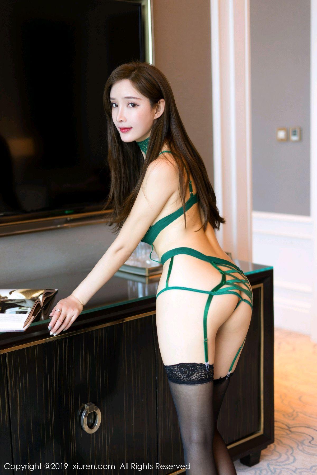 [XiuRen] Vol.1816 Zhou Yan Xi 50P, Underwear, Xiuren, Zhou Yan Xi