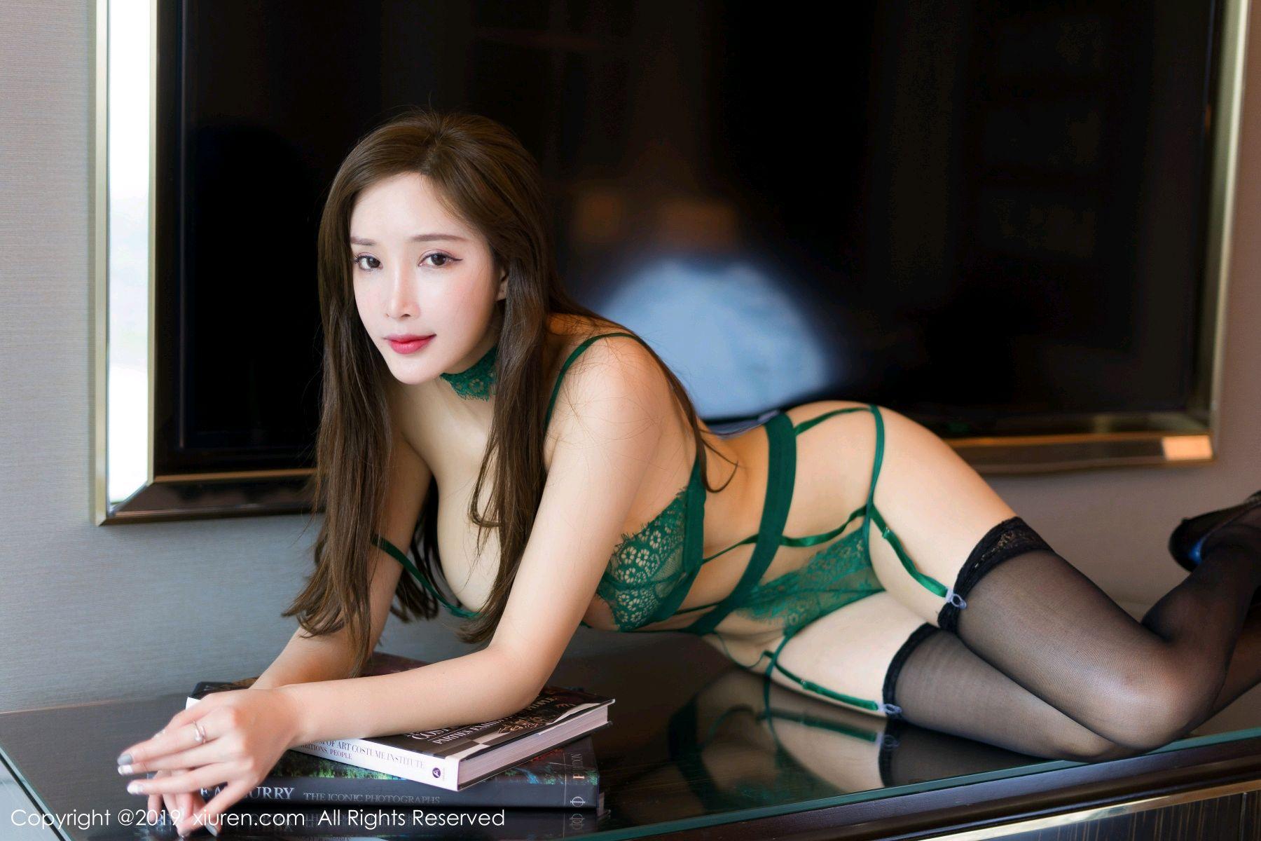 [XiuRen] Vol.1816 Zhou Yan Xi 57P, Underwear, Xiuren, Zhou Yan Xi
