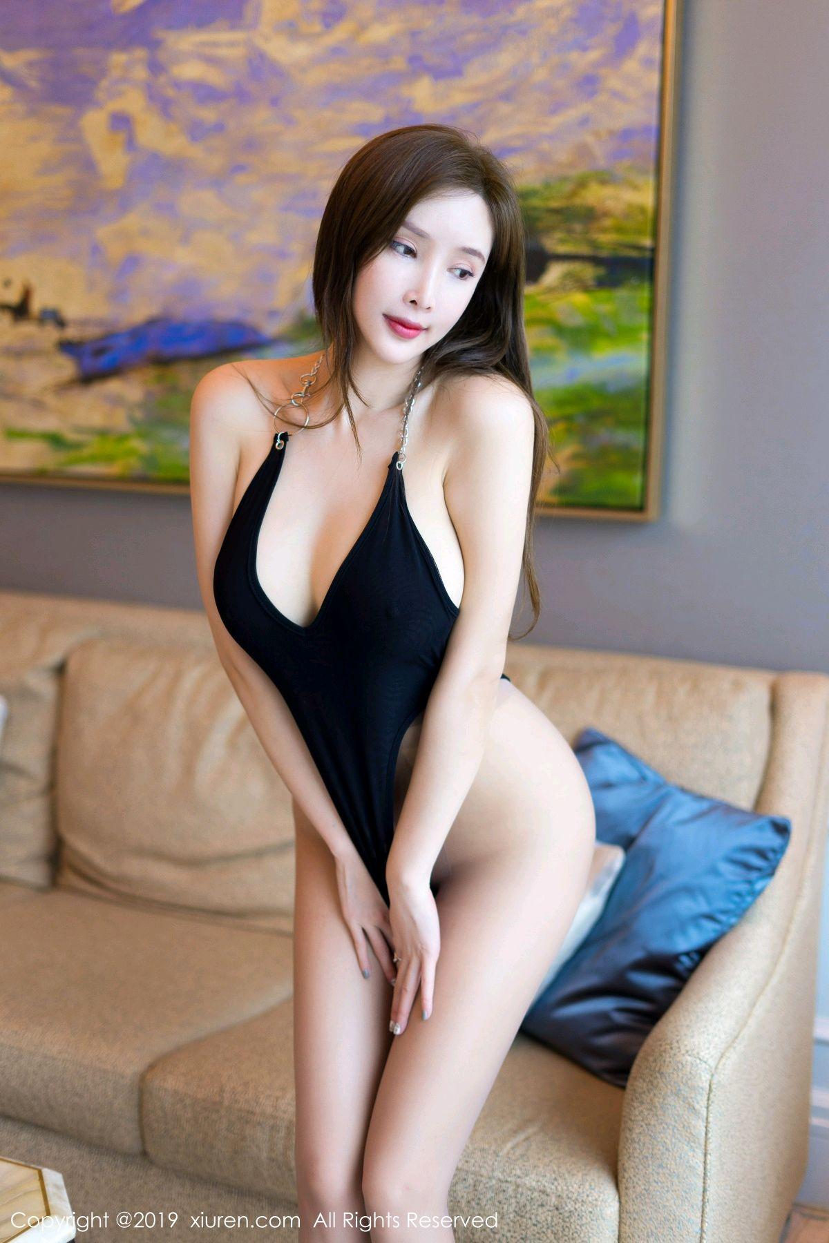 [XiuRen] Vol.1816 Zhou Yan Xi 5P, Underwear, Xiuren, Zhou Yan Xi