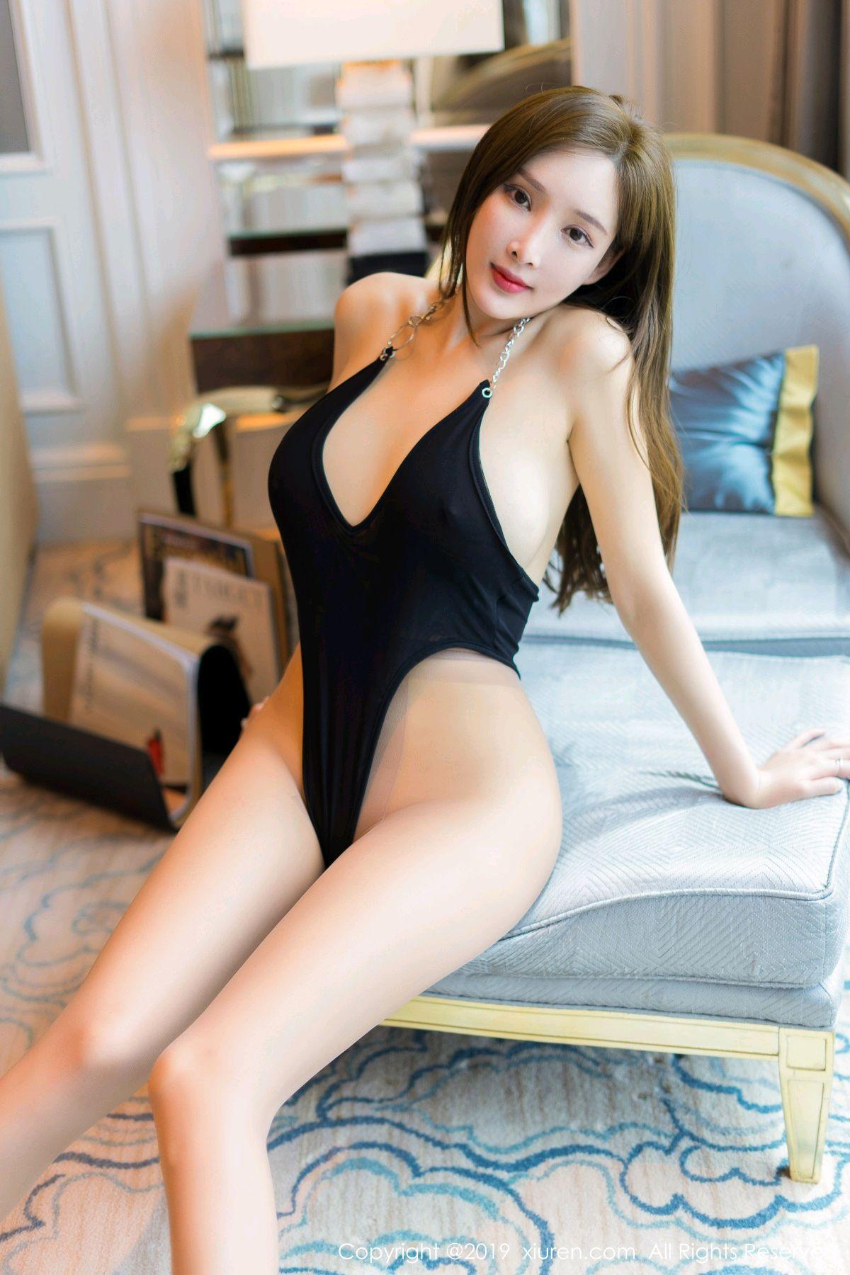 [XiuRen] Vol.1816 Zhou Yan Xi 6P, Underwear, Xiuren, Zhou Yan Xi