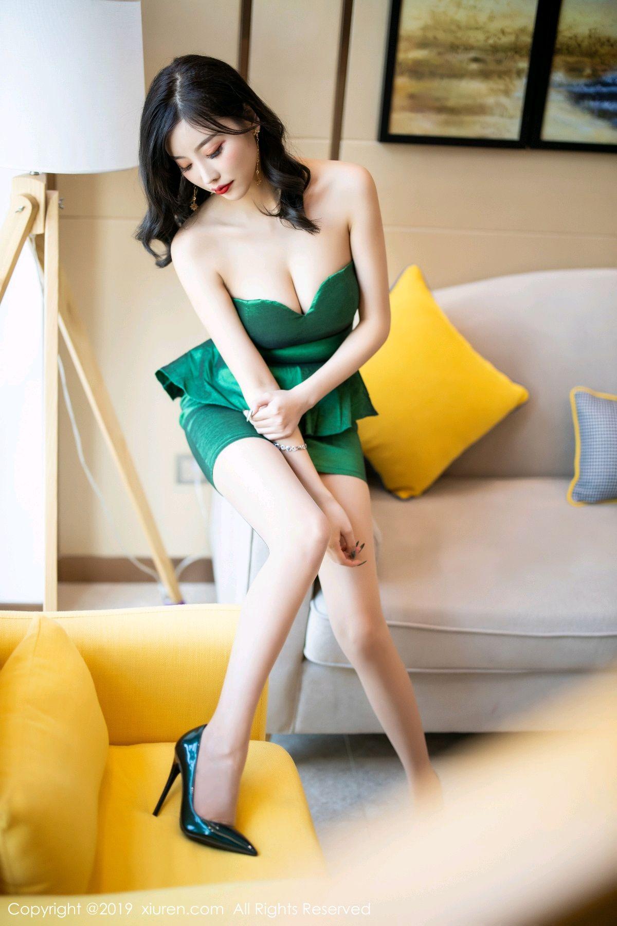 [XiuRen] Vol.1822 Yang Chen Chen 62P, Black Silk, Stewardess, Xiuren, Yang Chen Chen