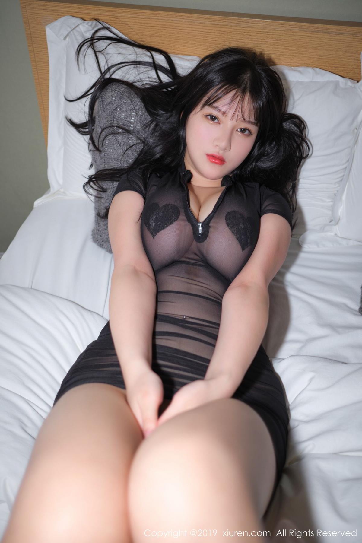 [XiuRen] Vol.1824 Lu Lu Xiao Miao 36P, Baby Face Big Boobs, Lu Lu Xiao Miao, Maid, Xiuren