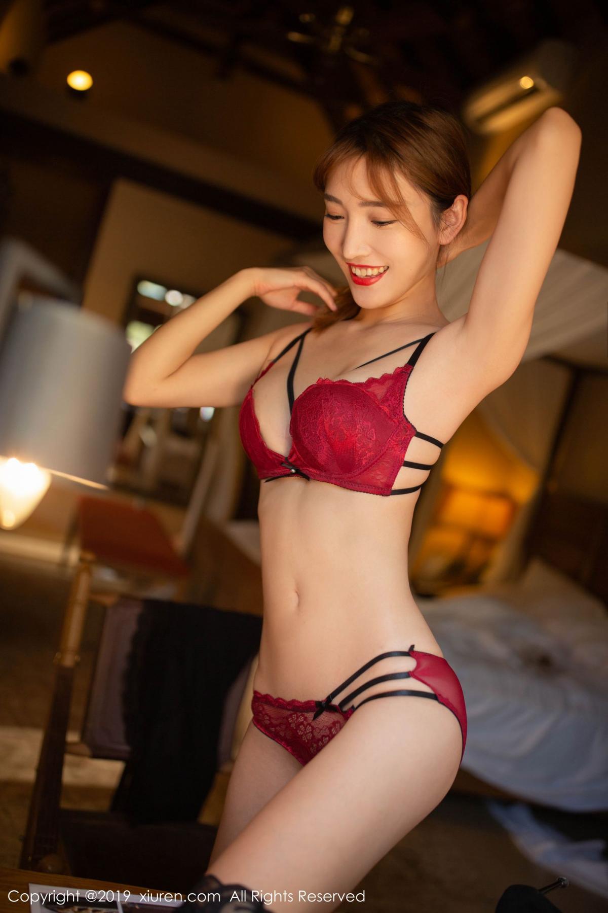 [XiuRen] Vol.1826 Lu Xuan Xuan 29P, Black Silk, Lu Xuan Xuan, Tall, Underwear, Xiuren