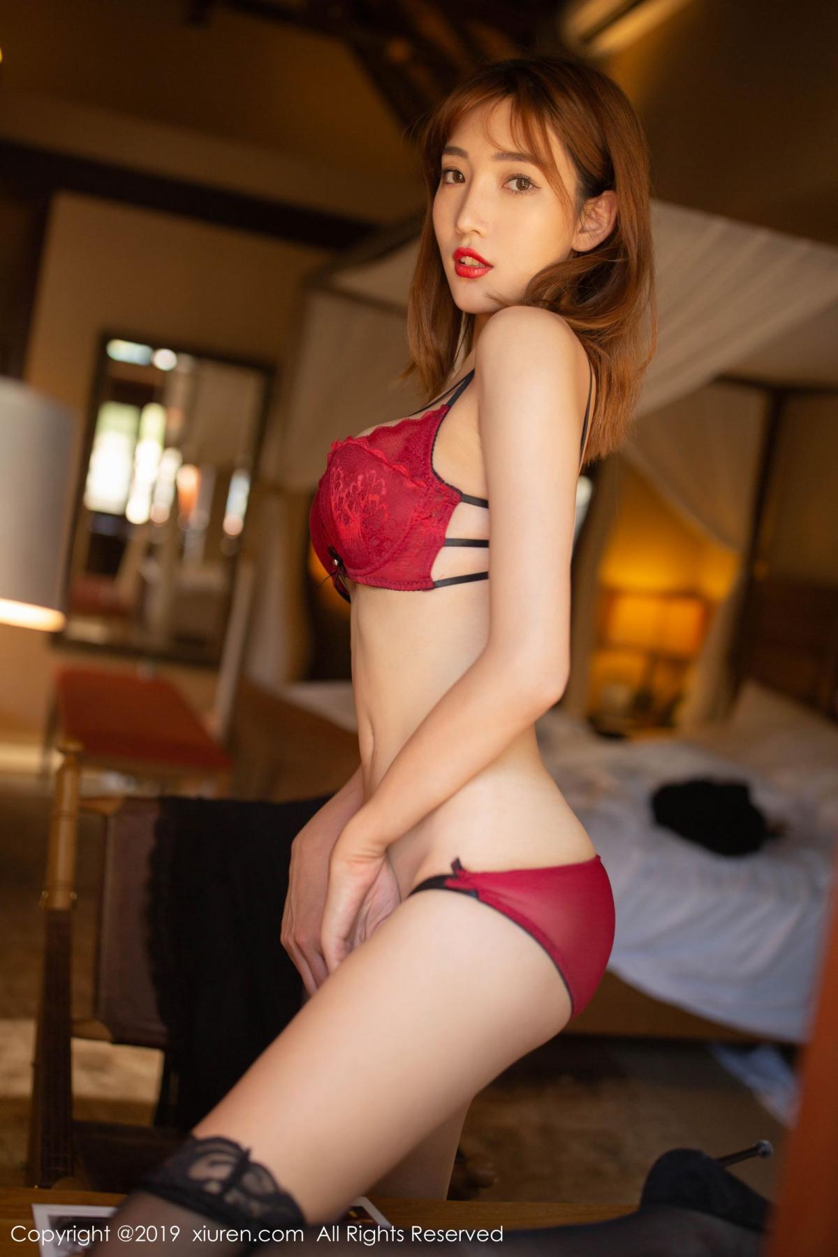 [XiuRen] Vol.1826 Lu Xuan Xuan 31P, Black Silk, Lu Xuan Xuan, Tall, Underwear, Xiuren