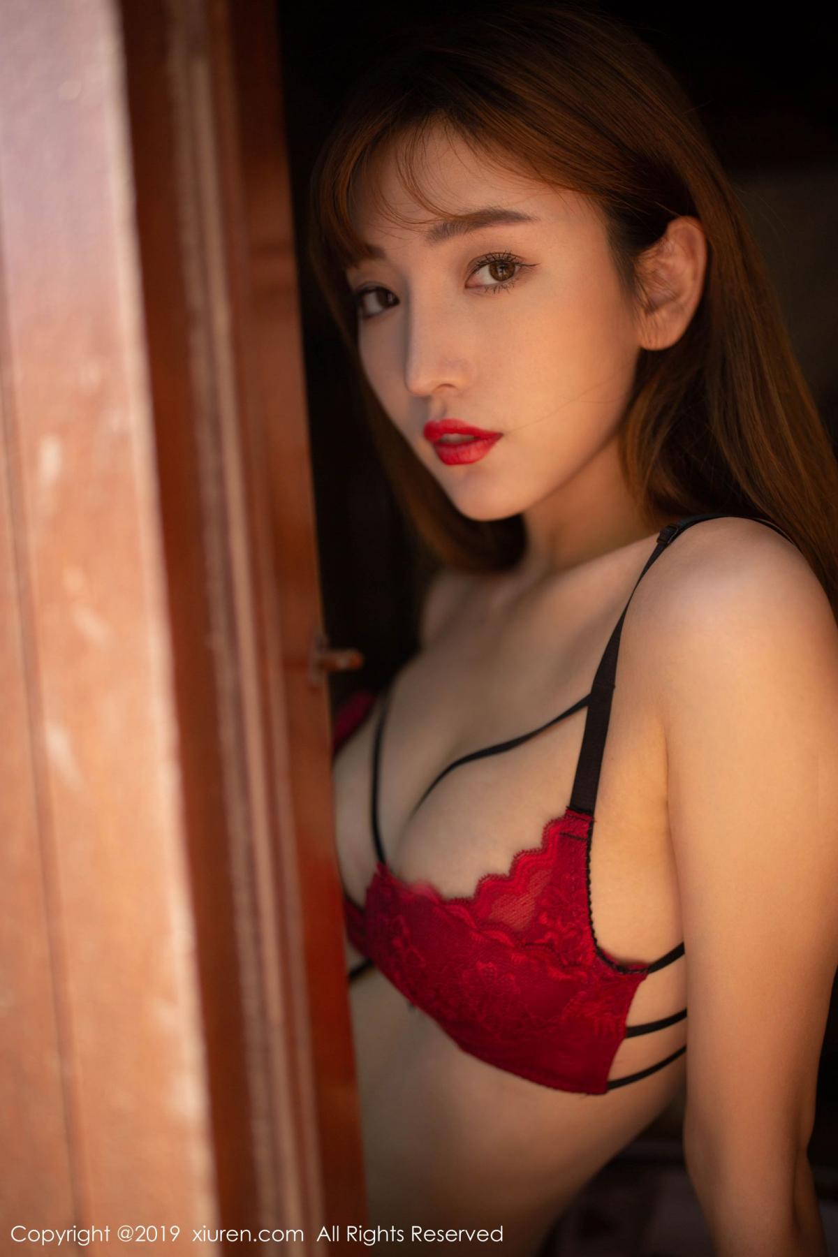 [XiuRen] Vol.1826 Lu Xuan Xuan 50P, Black Silk, Lu Xuan Xuan, Tall, Underwear, Xiuren
