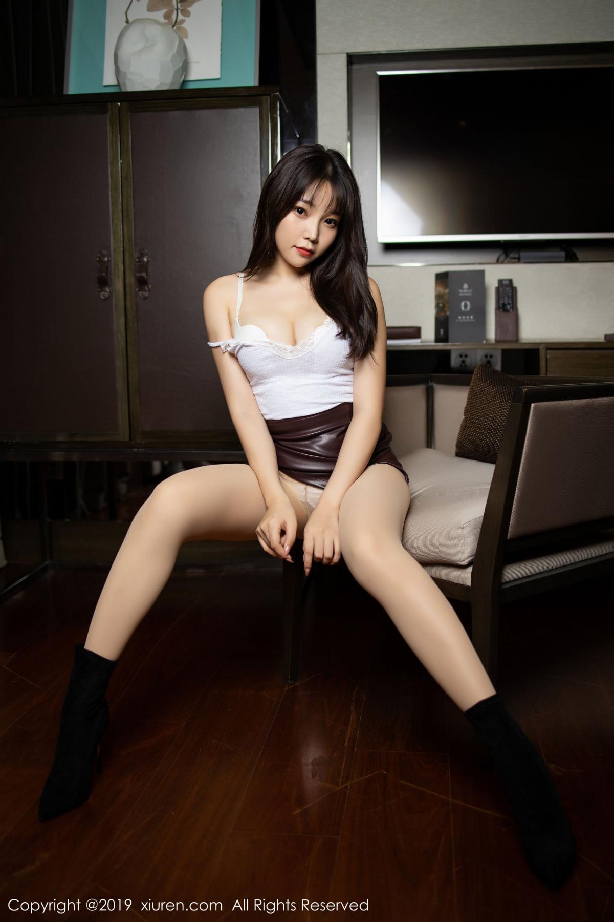 [XiuRen] Vol.1827 Zhi Zhi Booty 15P, Chen Zhi, Underwear, Xiuren