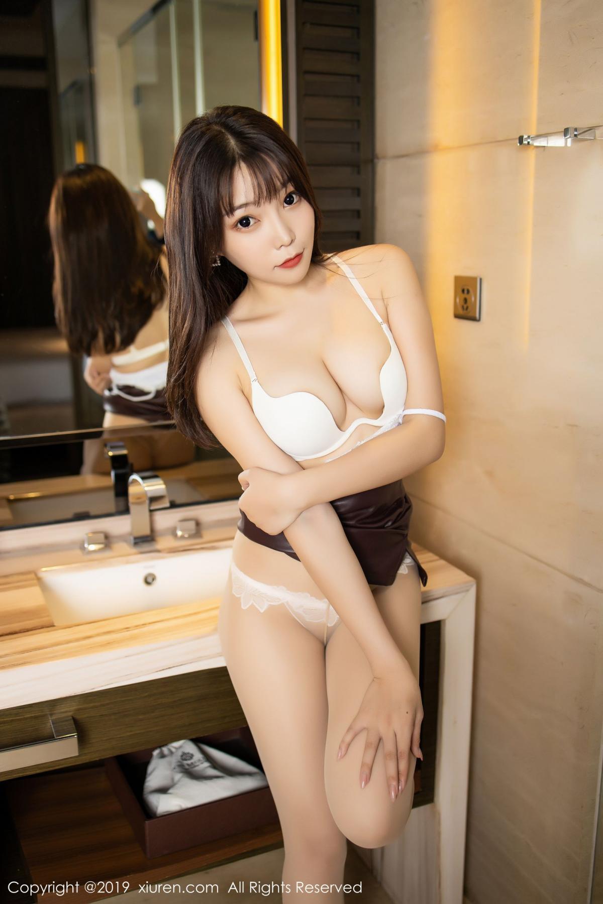 [XiuRen] Vol.1827 Zhi Zhi Booty 27P, Chen Zhi, Underwear, Xiuren