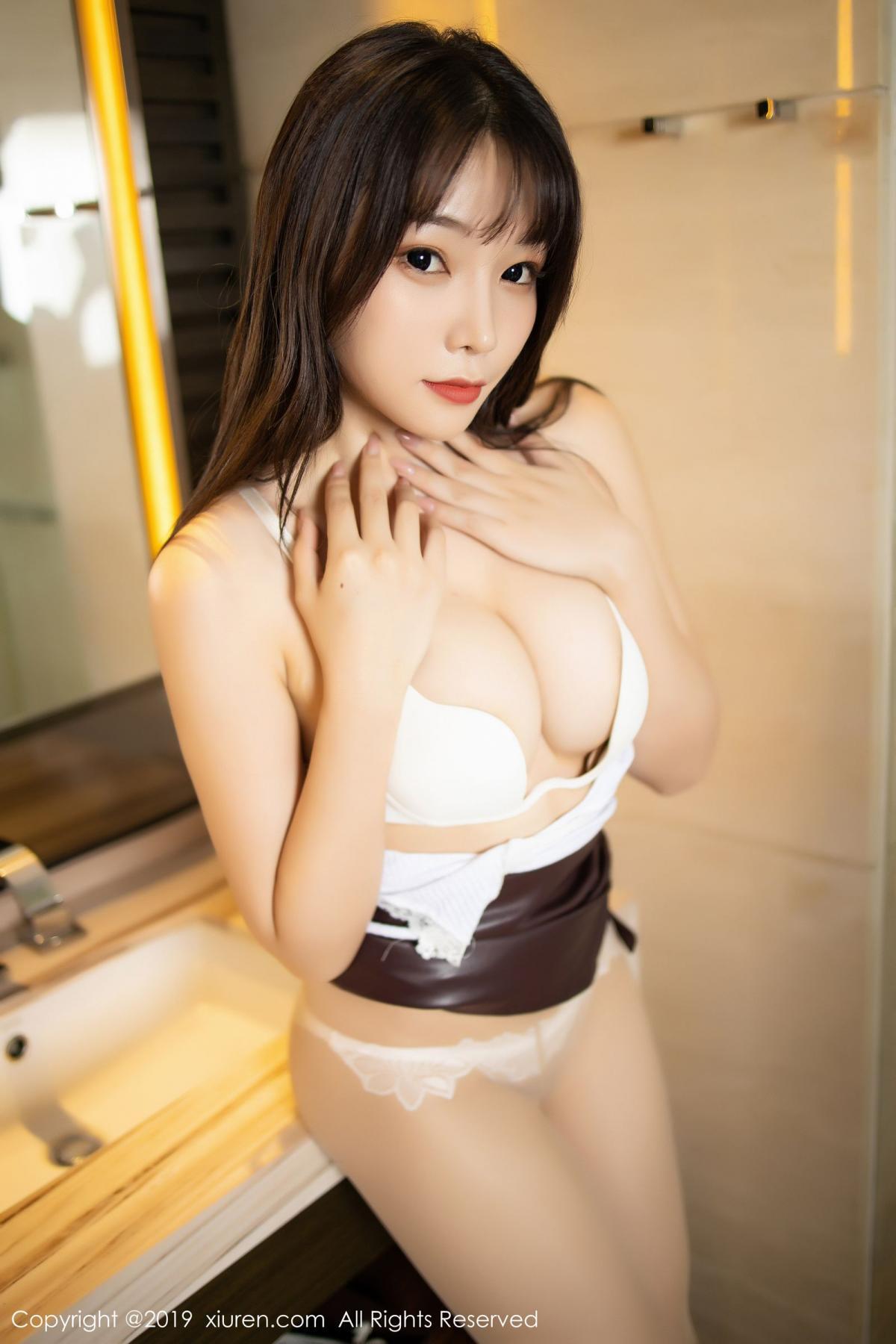 [XiuRen] Vol.1827 Zhi Zhi Booty 29P, Chen Zhi, Underwear, Xiuren