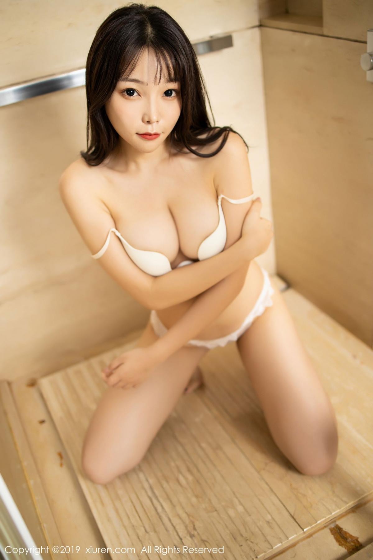 [XiuRen] Vol.1827 Zhi Zhi Booty 54P, Chen Zhi, Underwear, Xiuren