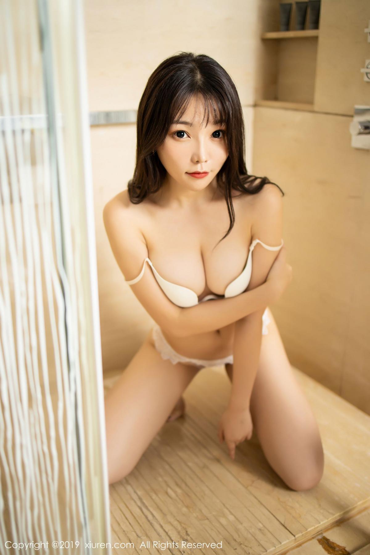 [XiuRen] Vol.1827 Zhi Zhi Booty 56P, Chen Zhi, Underwear, Xiuren