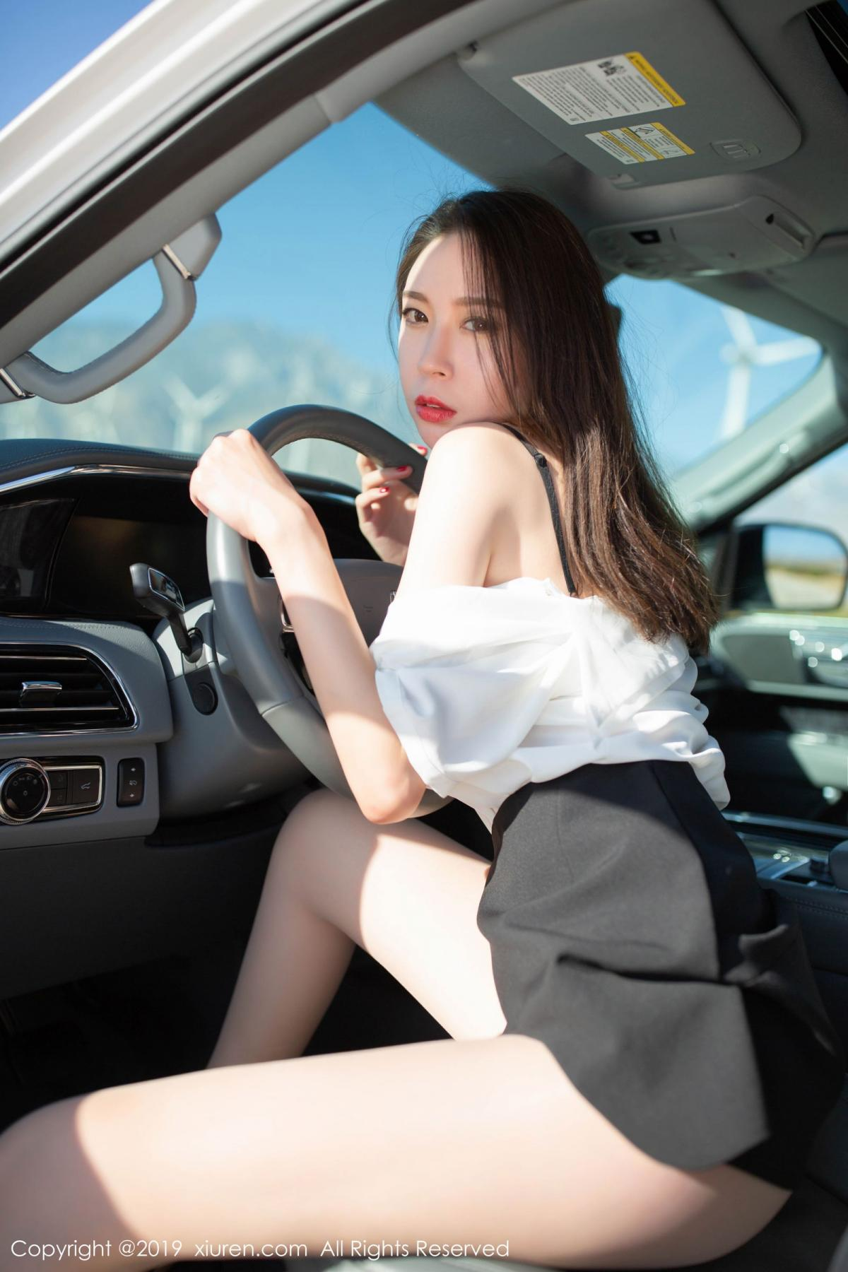 [XiuRen] Vol.1833 Meng Xin Yue 23P, Meng Xin Yue, Outdoor, Slim, Xiuren