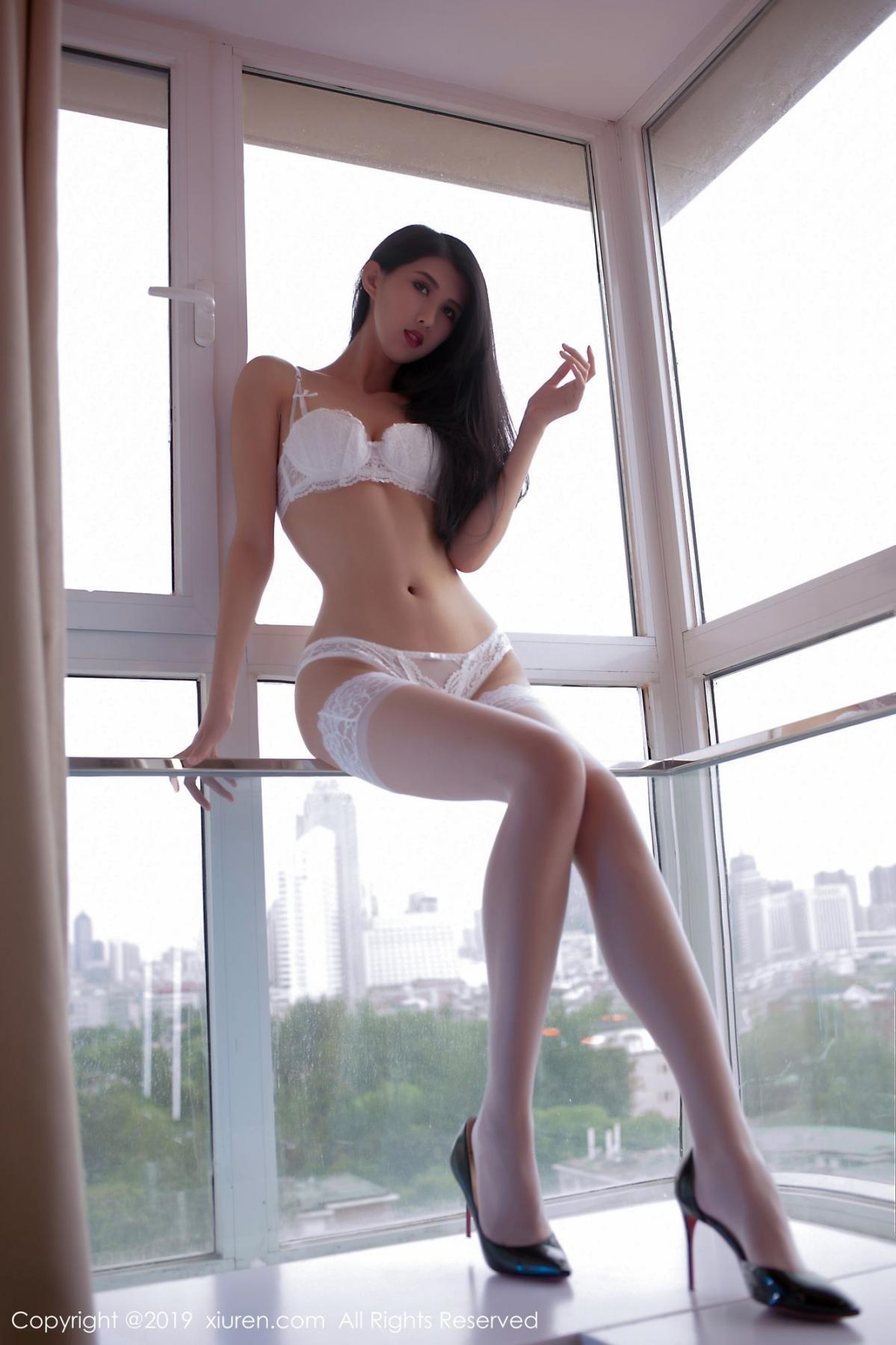 [XiuRen] Vol.1836 Ha Ni Bao Bao 1P, Ha Ni Bao Bao, Tall, Underwear, Xiuren