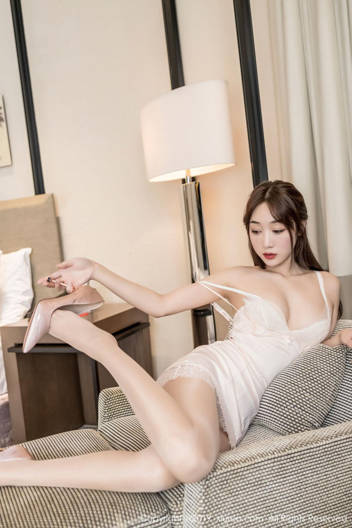 [XiuRen] Vol.1837 Xiao Jiu Yue 10P, Underwear, Xiao Jiu Yue, Xiuren