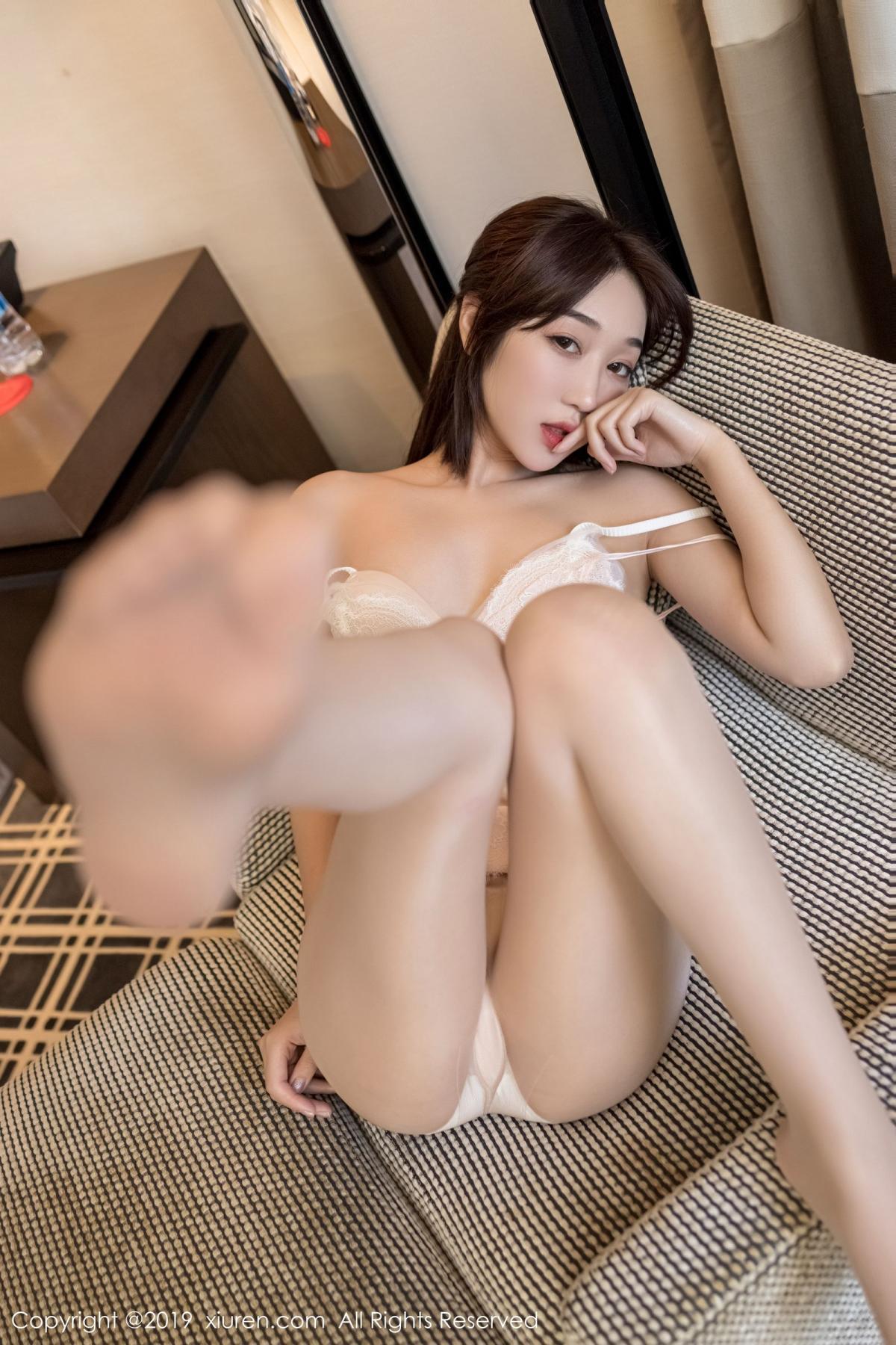 [XiuRen] Vol.1837 Xiao Jiu Yue 19P, Underwear, Xiao Jiu Yue, Xiuren
