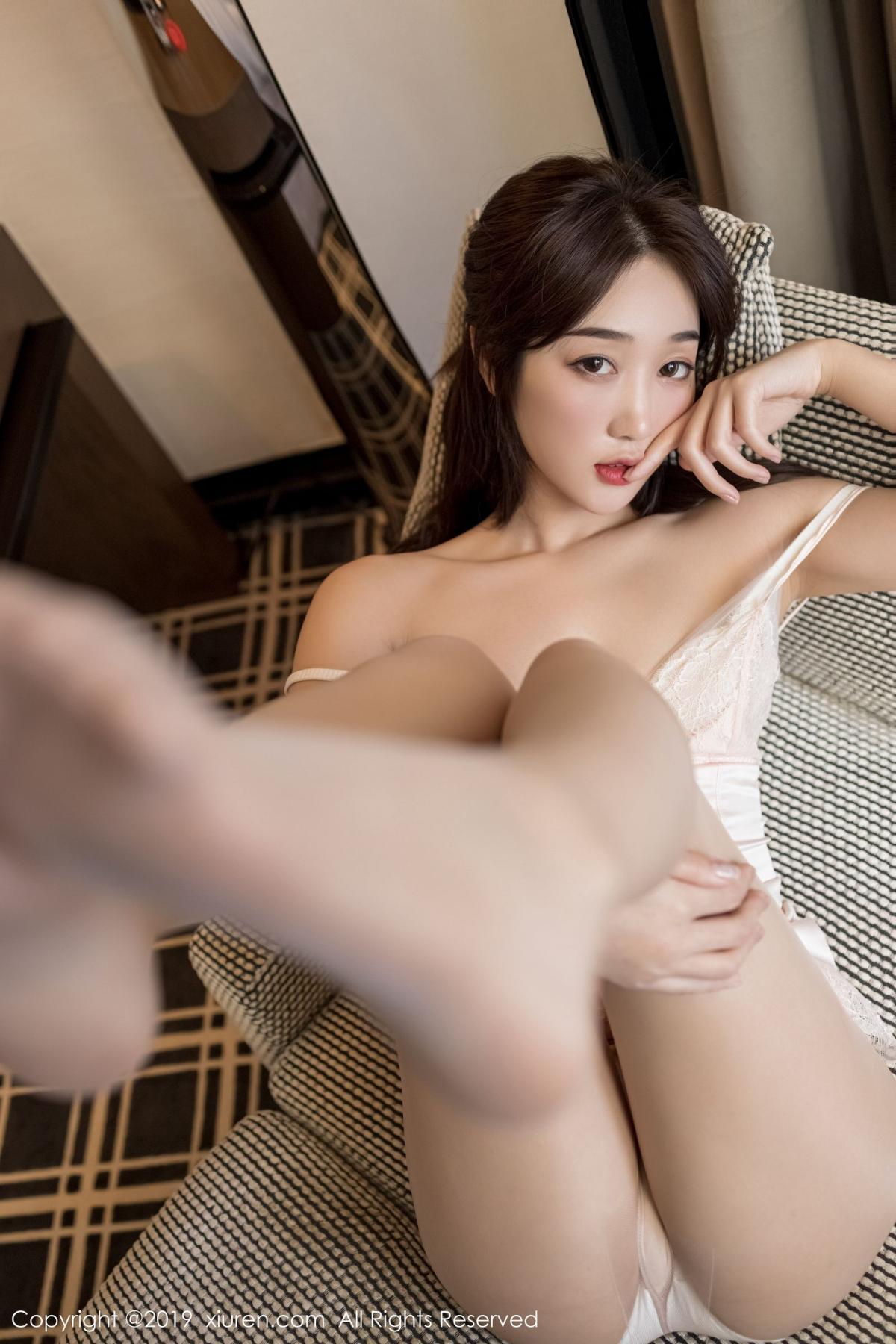 [XiuRen] Vol.1837 Xiao Jiu Yue 23P, Underwear, Xiao Jiu Yue, Xiuren