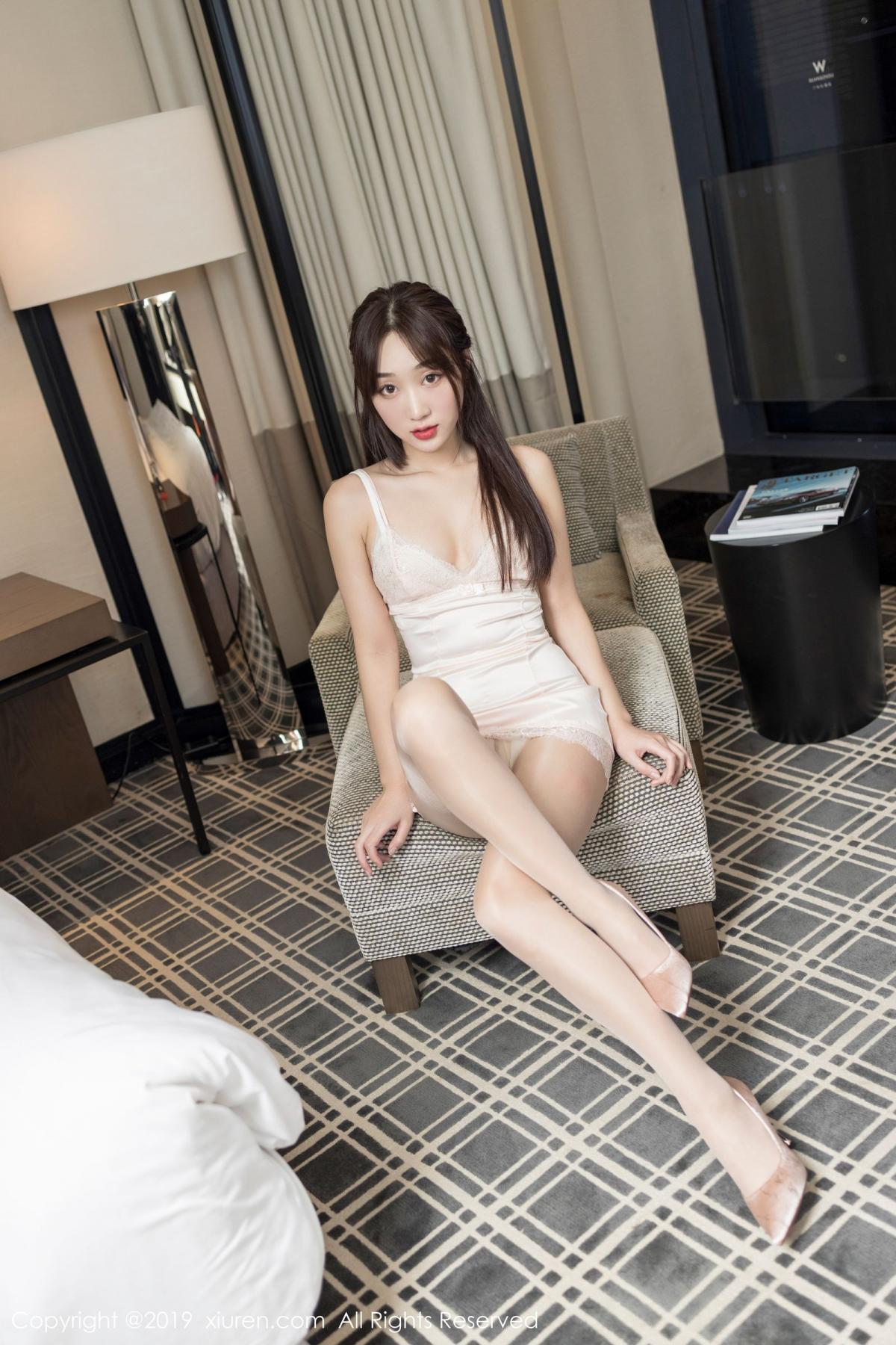 [XiuRen] Vol.1837 Xiao Jiu Yue 2P, Underwear, Xiao Jiu Yue, Xiuren