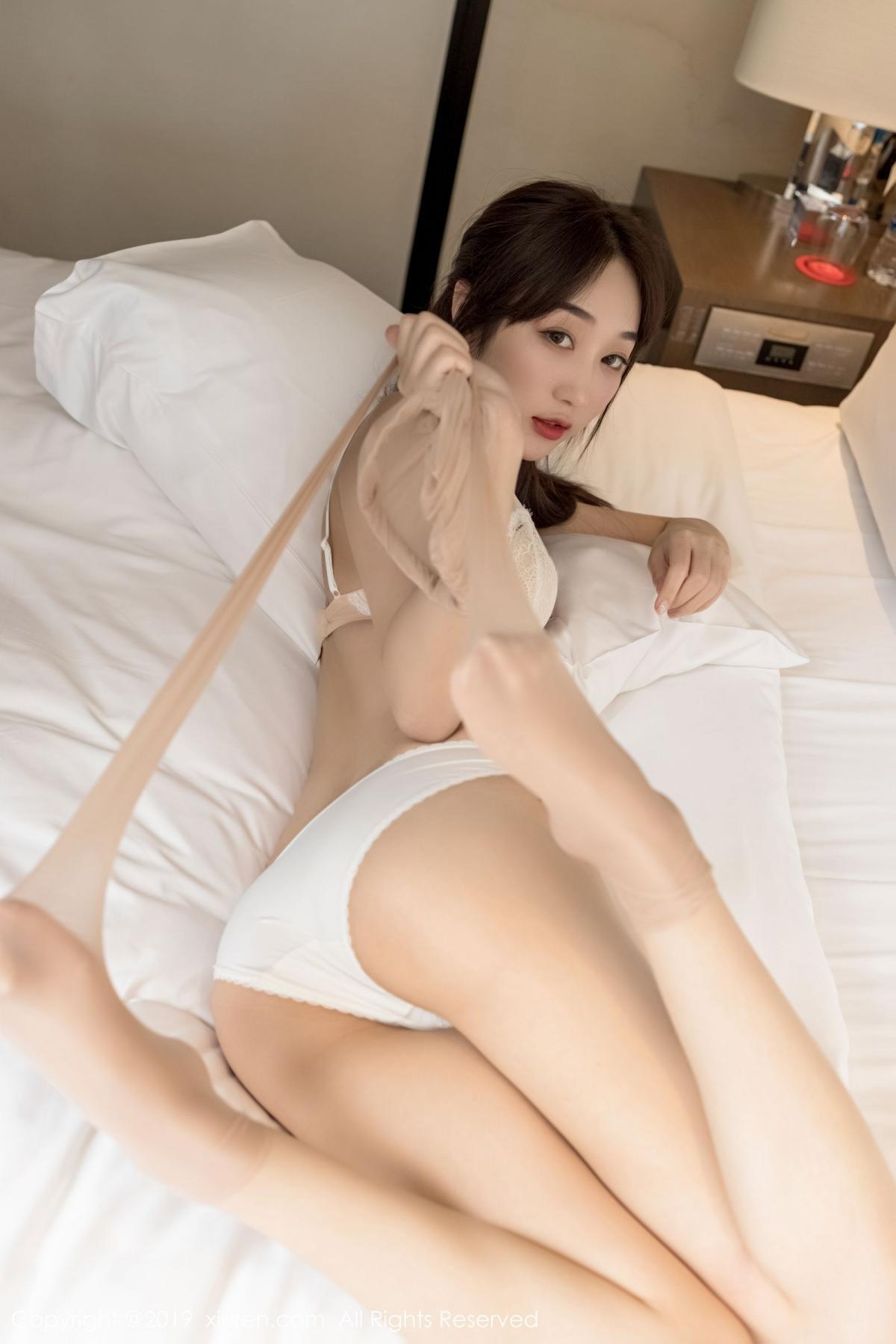 [XiuRen] Vol.1837 Xiao Jiu Yue 32P, Underwear, Xiao Jiu Yue, Xiuren