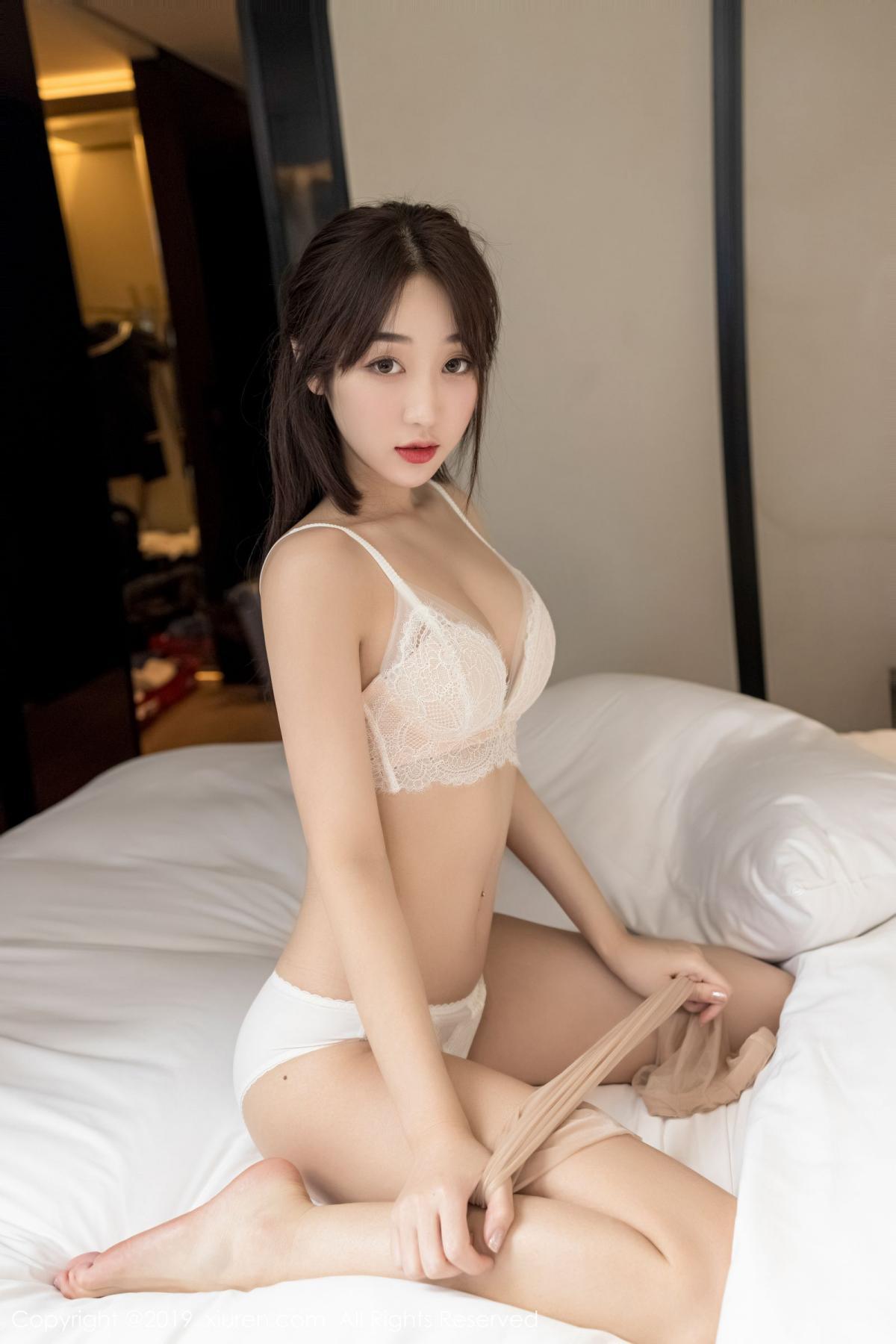 [XiuRen] Vol.1837 Xiao Jiu Yue 35P, Underwear, Xiao Jiu Yue, Xiuren