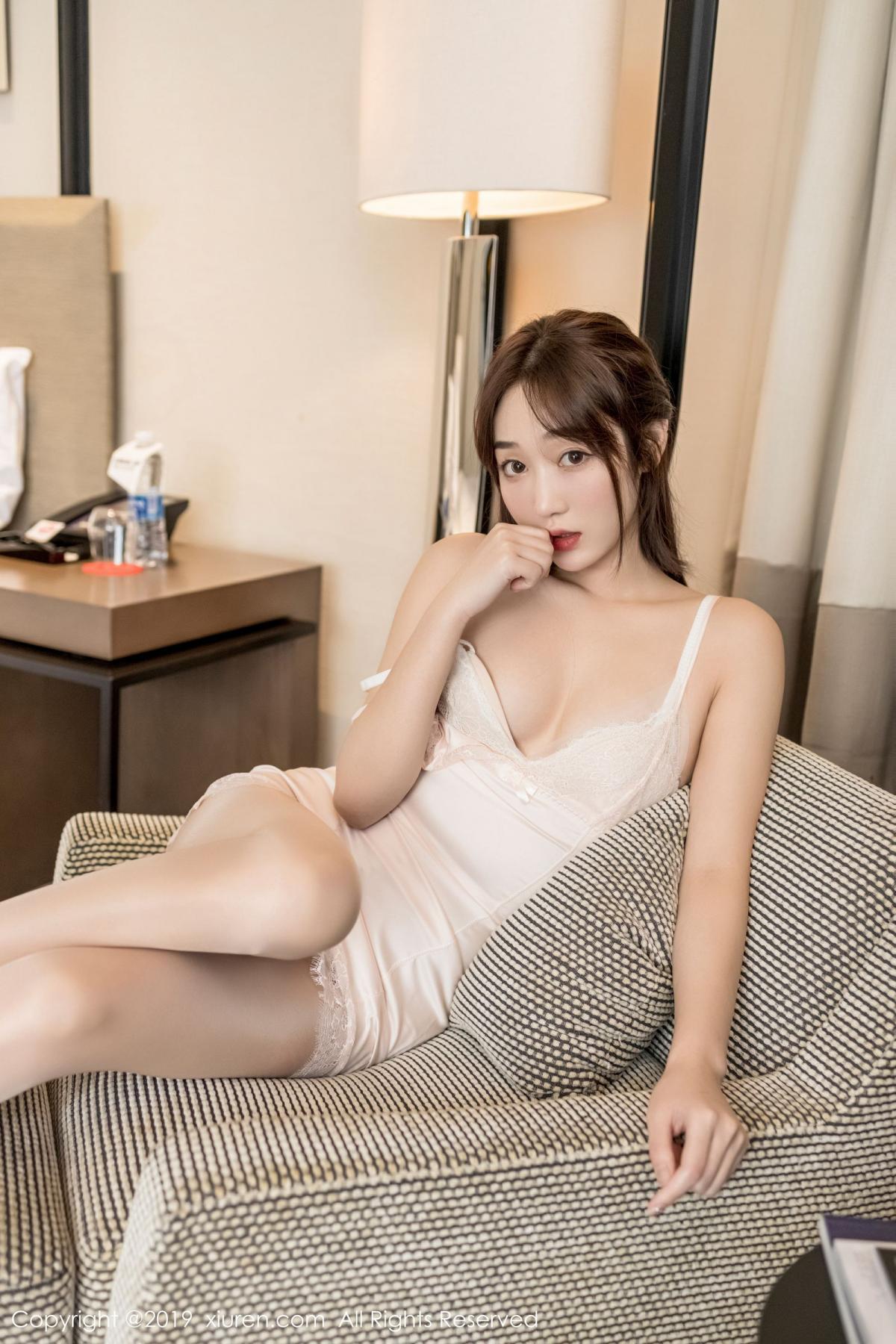 [XiuRen] Vol.1837 Xiao Jiu Yue 9P, Underwear, Xiao Jiu Yue, Xiuren