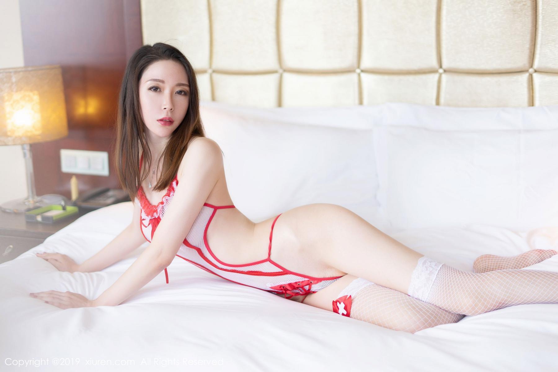 [XiuRen] Vol.1845 Meng Xin Yue 12P, Meng Xin Yue, Slim, Tall, Underwear, Xiuren