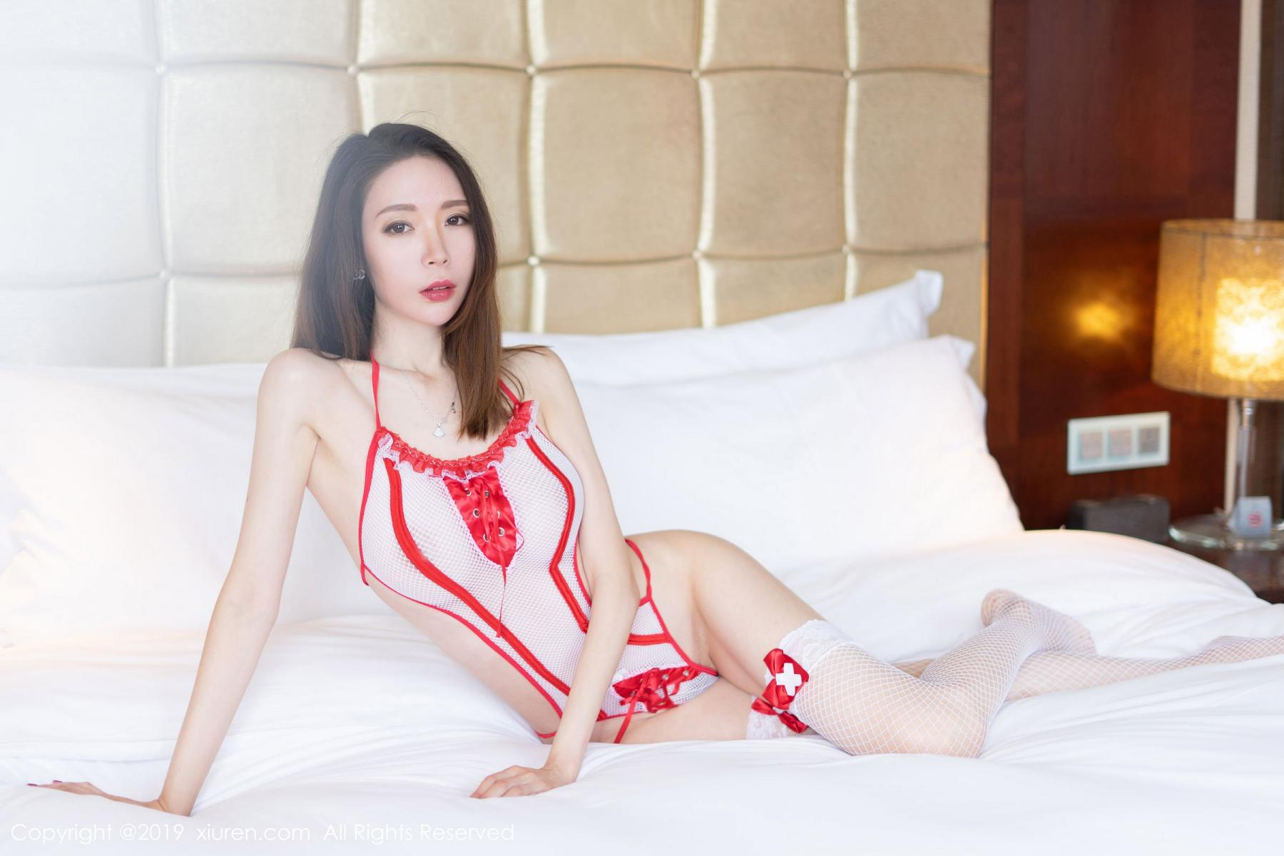 [XiuRen] Vol.1845 Meng Xin Yue 13P, Meng Xin Yue, Slim, Tall, Underwear, Xiuren
