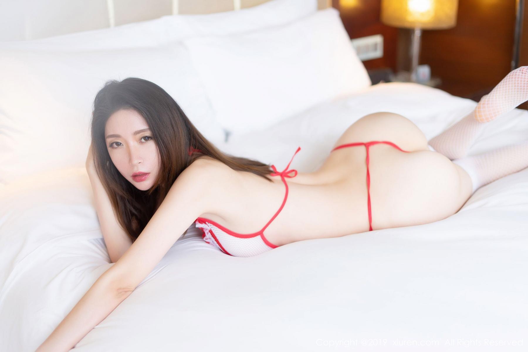 [XiuRen] Vol.1845 Meng Xin Yue 14P, Meng Xin Yue, Slim, Tall, Underwear, Xiuren