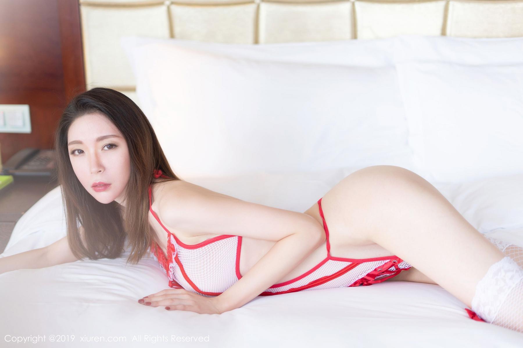 [XiuRen] Vol.1845 Meng Xin Yue 4P, Meng Xin Yue, Slim, Tall, Underwear, Xiuren