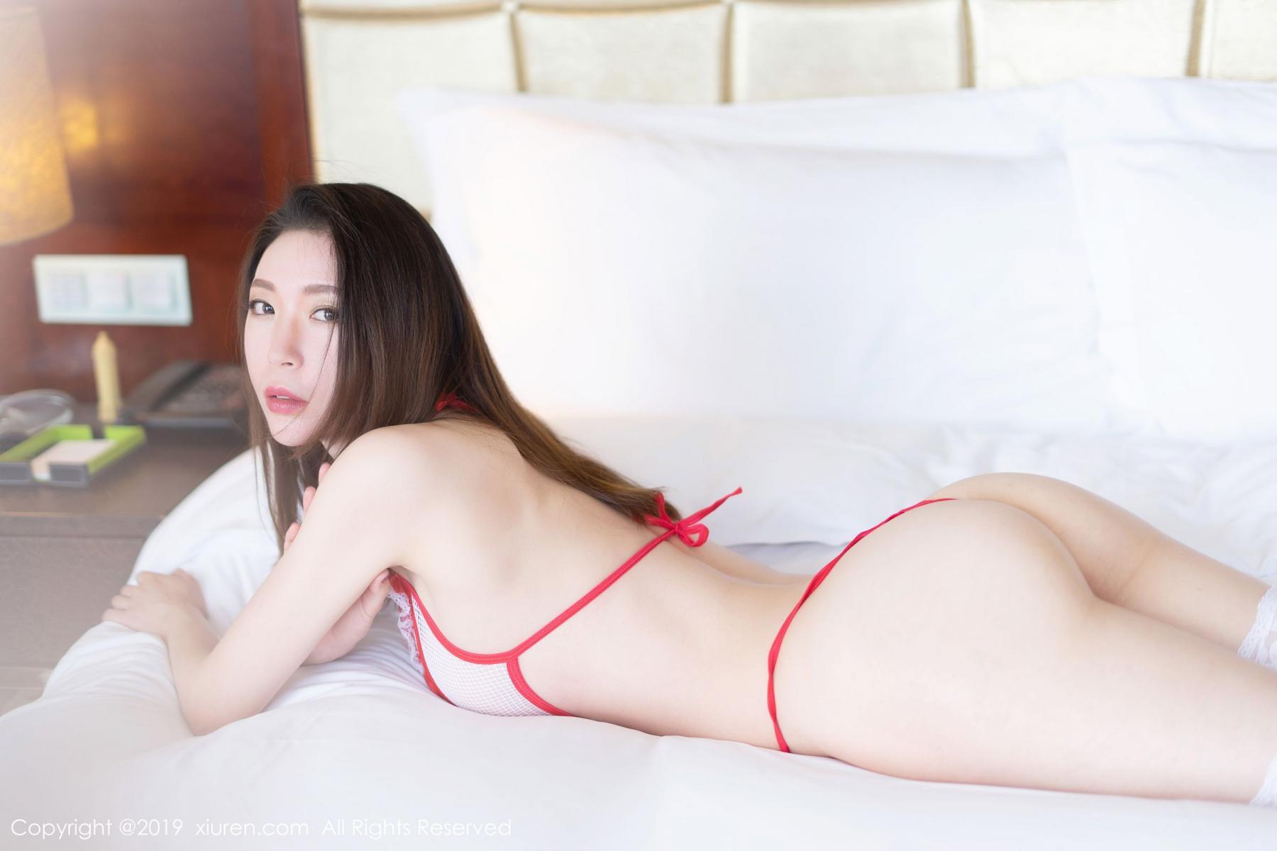 [XiuRen] Vol.1845 Meng Xin Yue 5P, Meng Xin Yue, Slim, Tall, Underwear, Xiuren