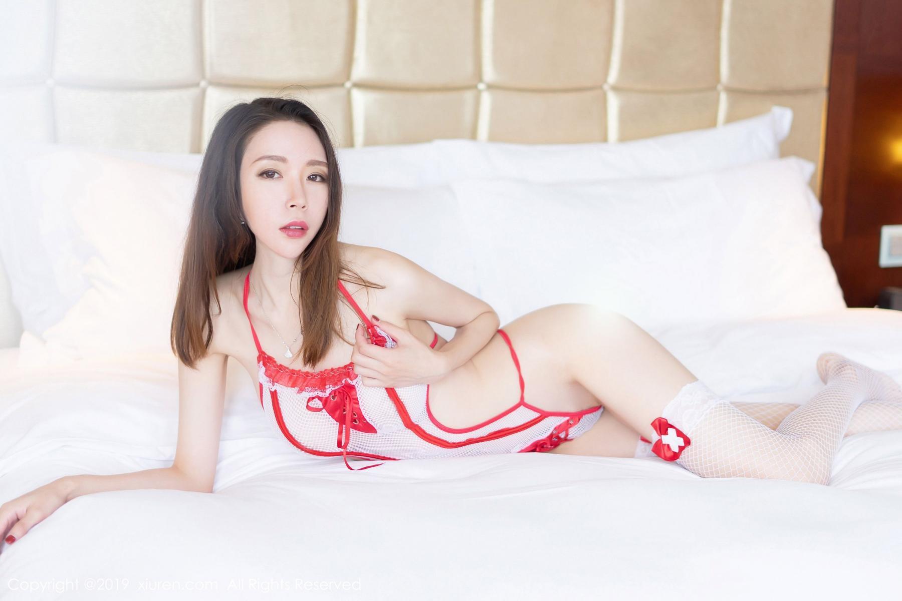 [XiuRen] Vol.1845 Meng Xin Yue 6P, Meng Xin Yue, Slim, Tall, Underwear, Xiuren