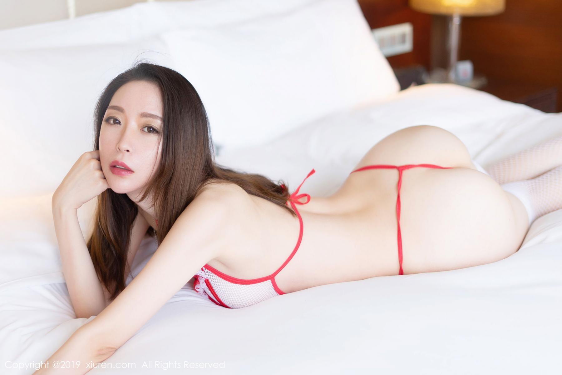 [XiuRen] Vol.1845 Meng Xin Yue 8P, Meng Xin Yue, Slim, Tall, Underwear, Xiuren