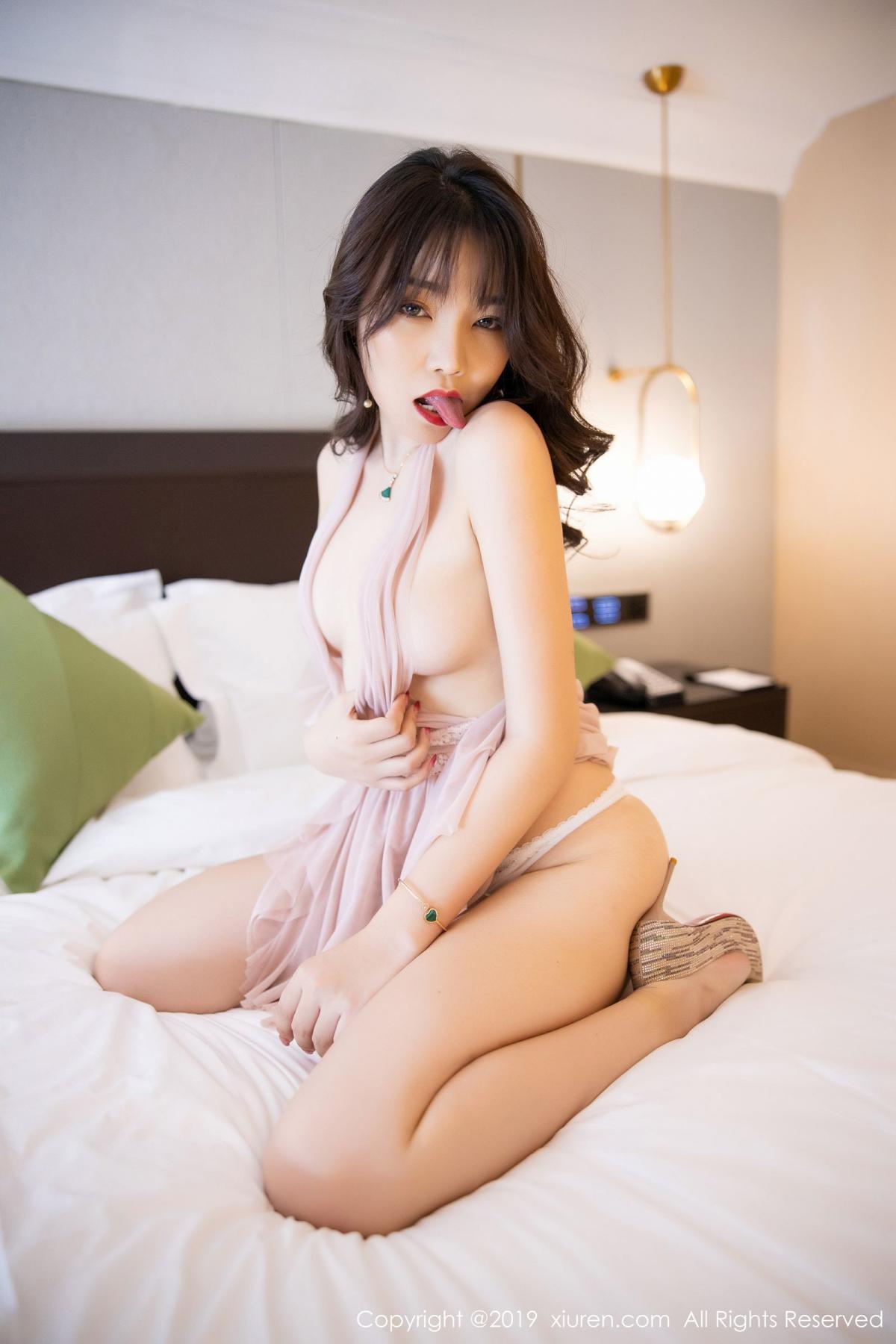 [XiuRen] Vol.1849 Zhi Zhi Booty 44P, Chen Zhi, Tall, Xiuren