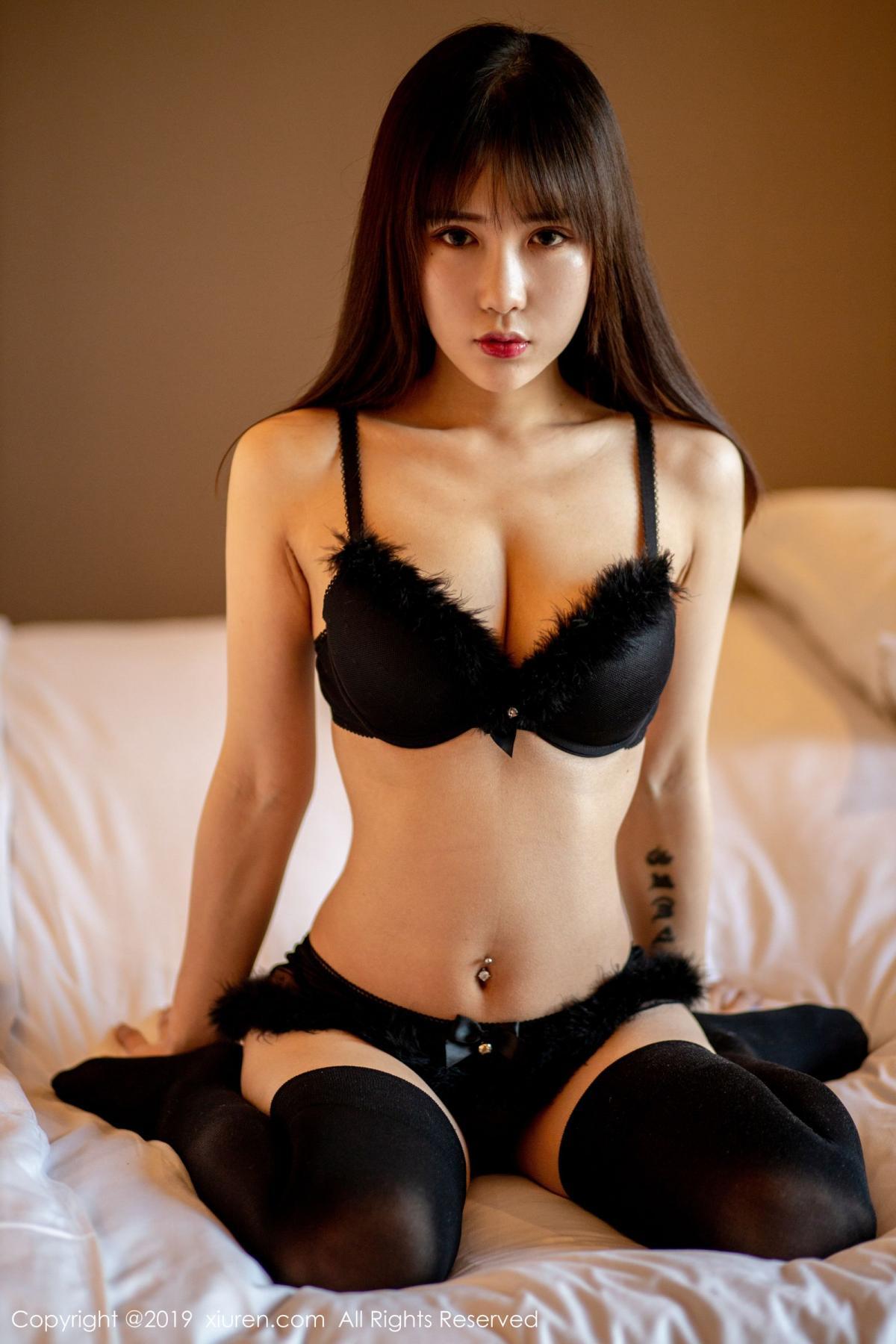 [XiuRen] Vol.1856 You You Jiang 1P, Underwear, Xiuren, You You Jiang