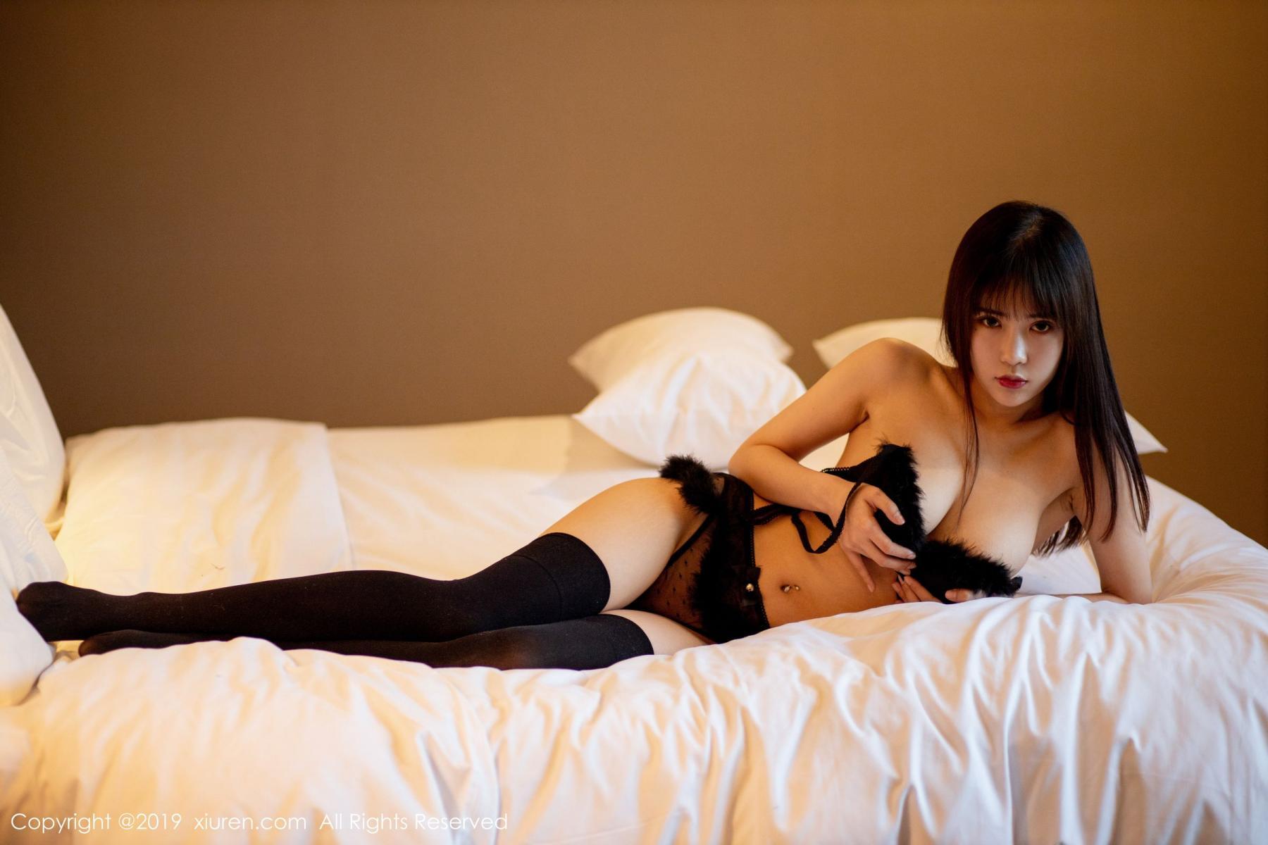 [XiuRen] Vol.1856 You You Jiang 6P, Underwear, Xiuren, You You Jiang