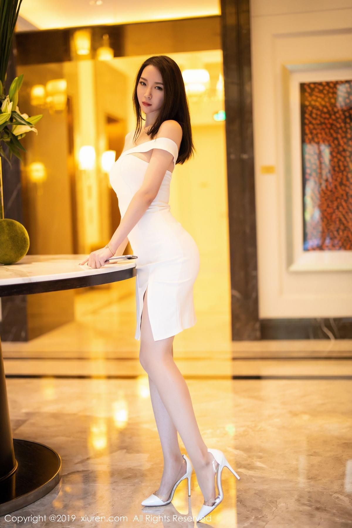 [XiuRen] Vol.1861 Meng Xin Yue 13P, Meng Xin Yue, Tall, Temperament, Uniform, Xiuren