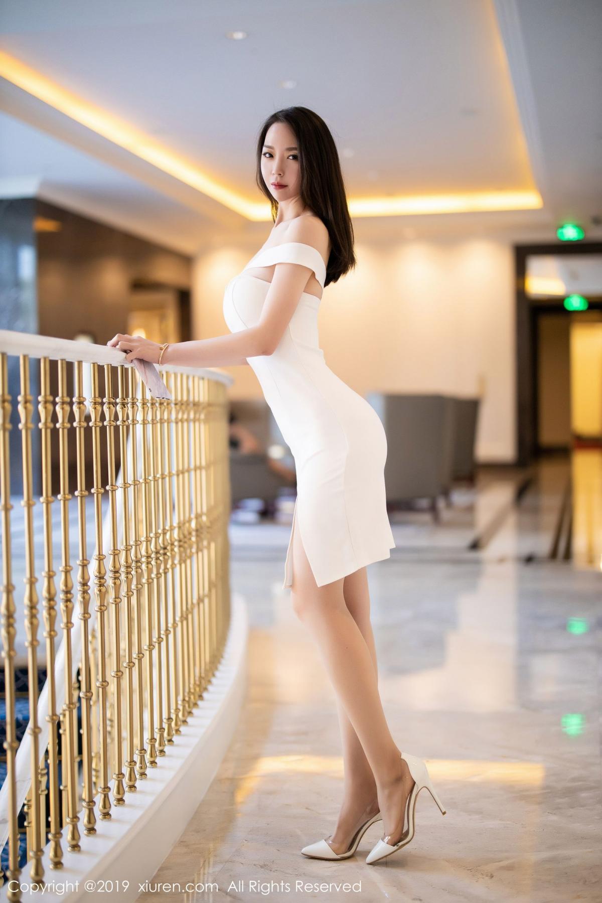 [XiuRen] Vol.1861 Meng Xin Yue 31P, Meng Xin Yue, Tall, Temperament, Uniform, Xiuren