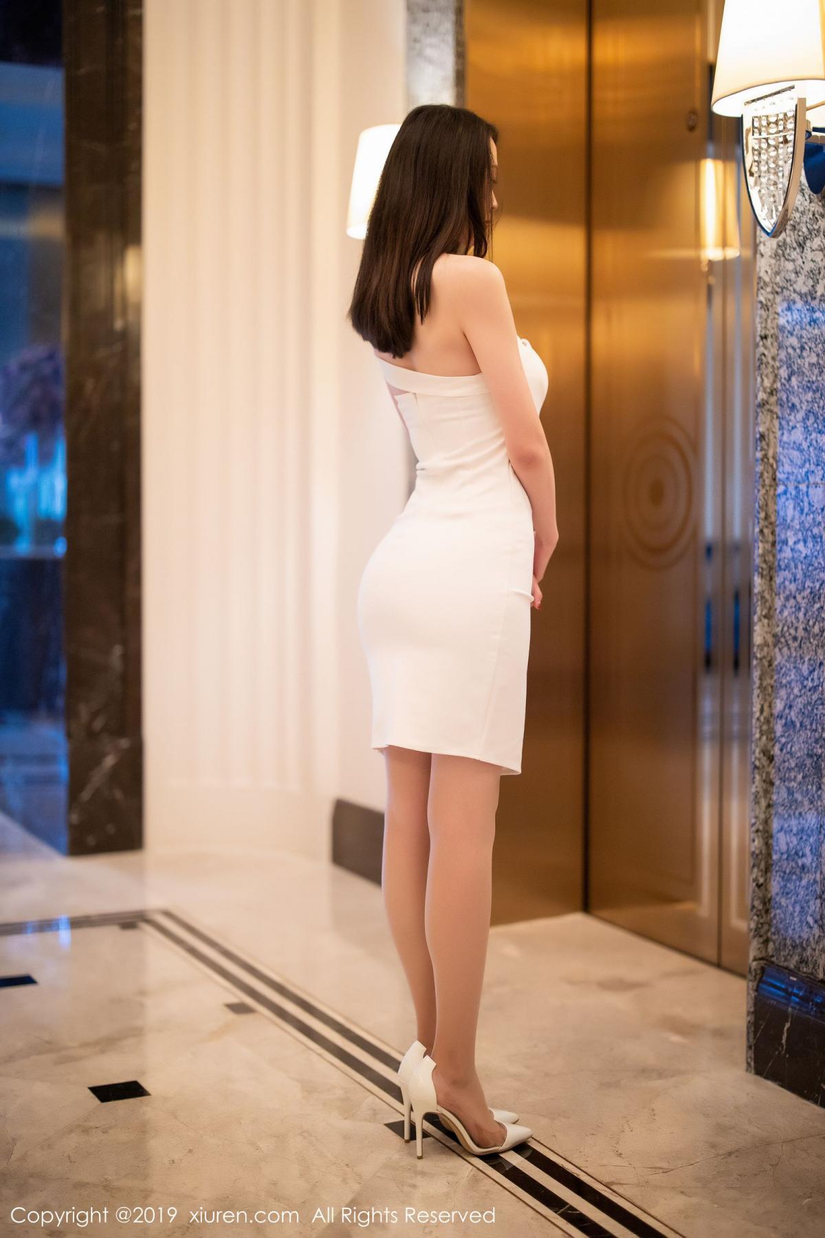 [XiuRen] Vol.1861 Meng Xin Yue 41P, Meng Xin Yue, Tall, Temperament, Uniform, Xiuren